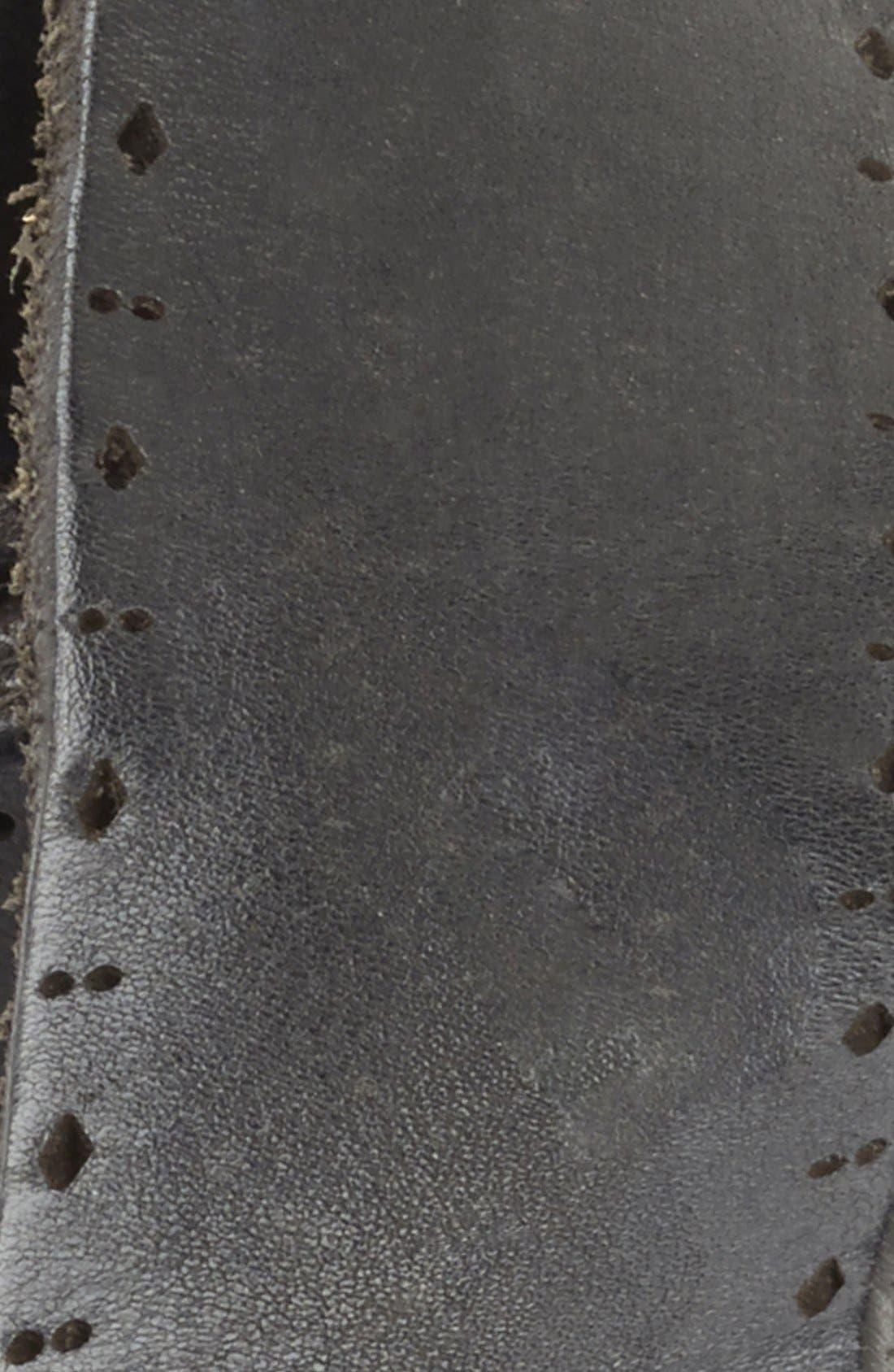 Alternate Image 2  - Martin Dingman 'Hayden' Bridle Leather Belt
