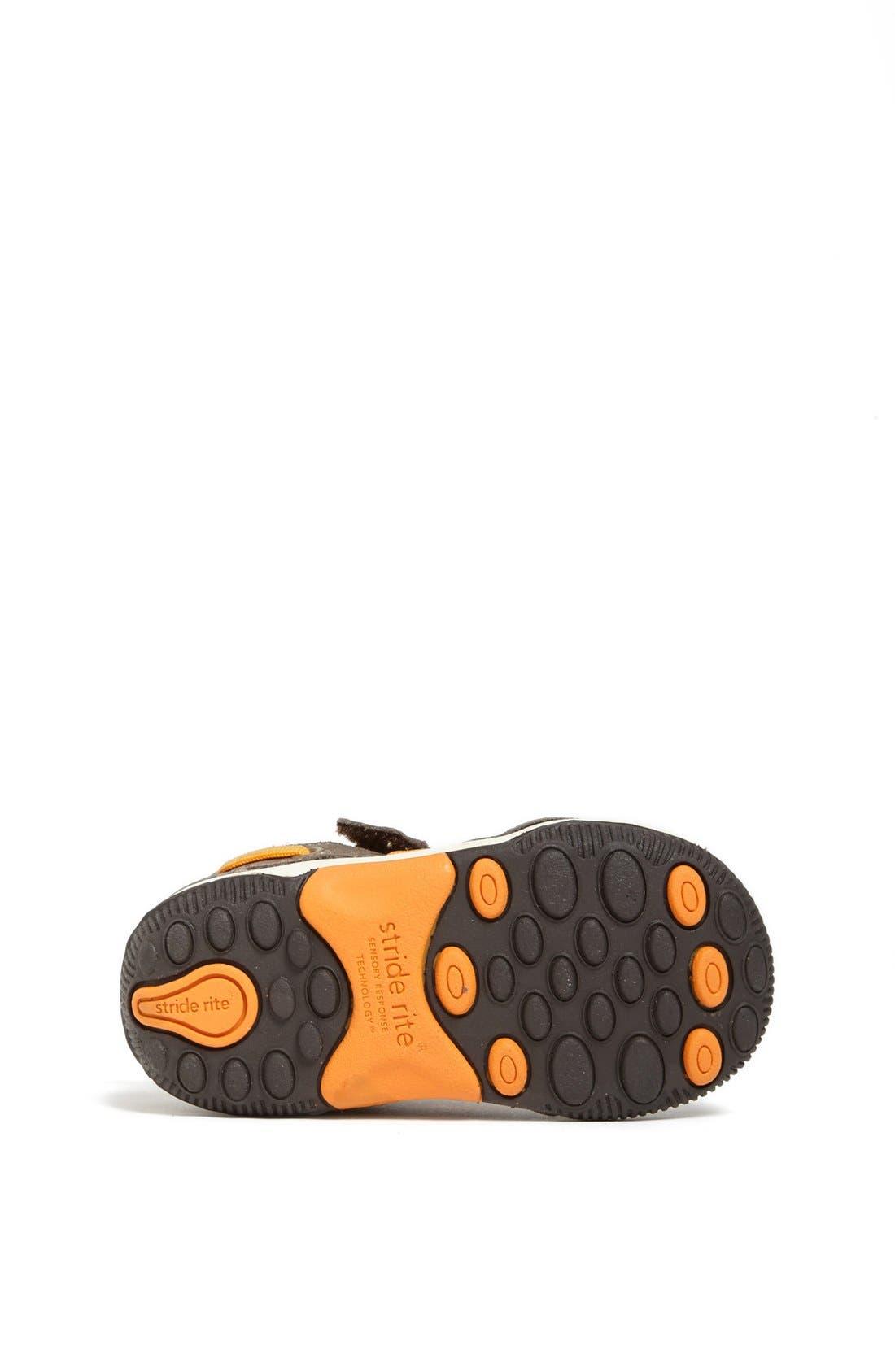 Alternate Image 4  - Stride Rite 'Mosby' Sneaker (Baby, Walker & Toddler)