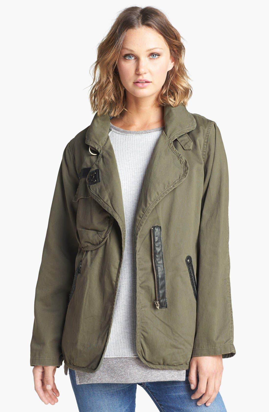 Alternate Image 1 Selected - Sanctuary Army Jacket