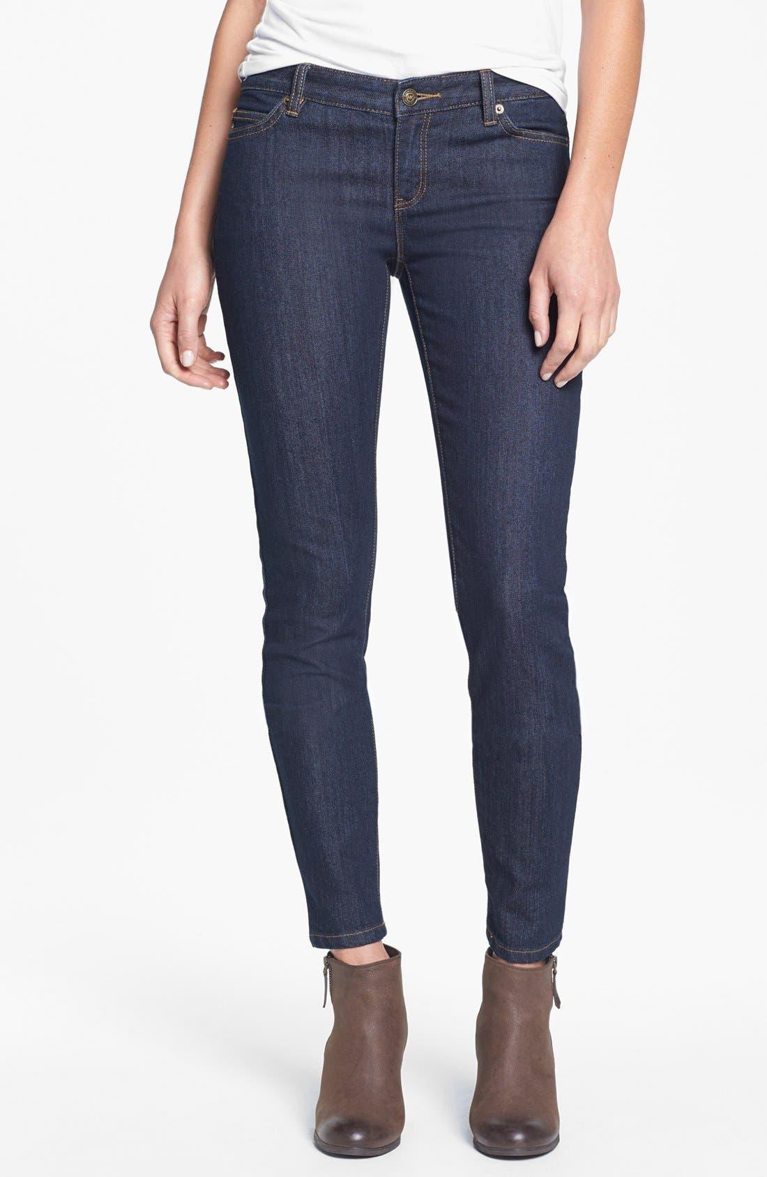 Alternate Image 1 Selected - MICHAEL Michael Kors 'Sausalito' Skinny Jeans (Petite)