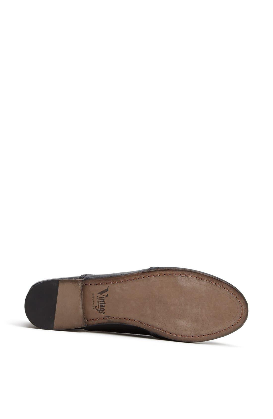 Alternate Image 4  - Vintage Shoe Company 'Aubrey' Flat