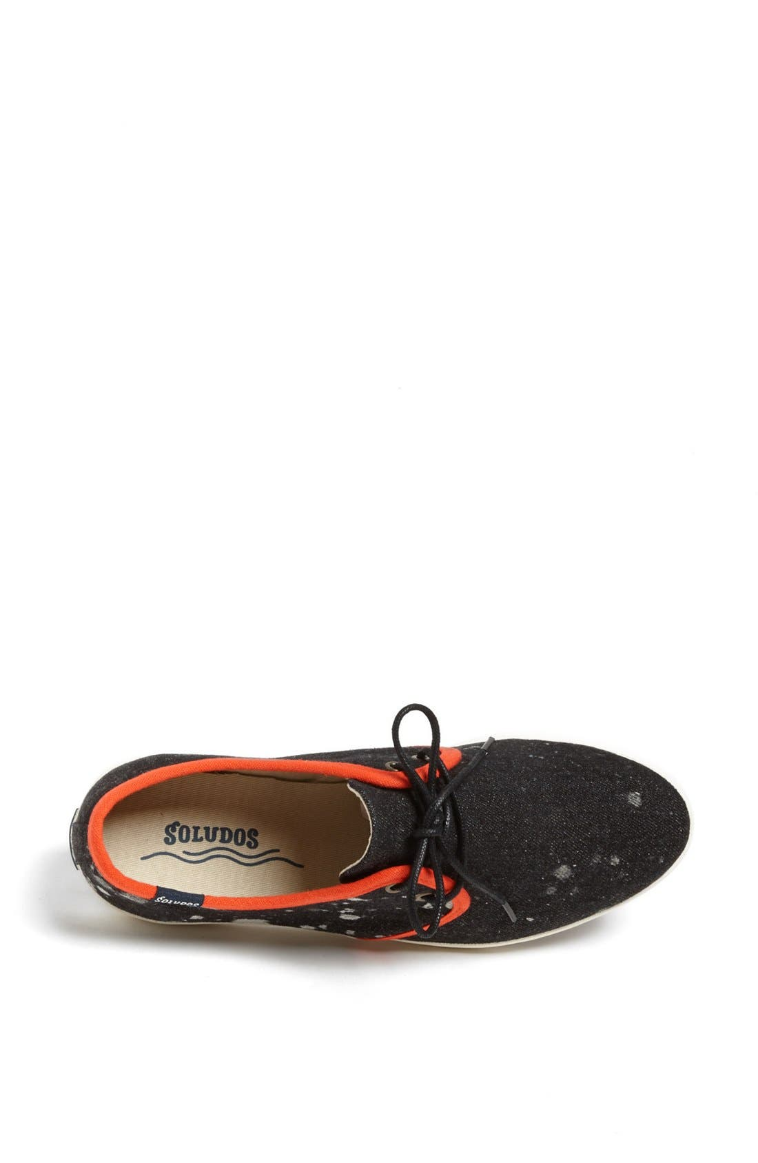 Alternate Image 3  - Soludos Lace-Up Sneaker (Women)