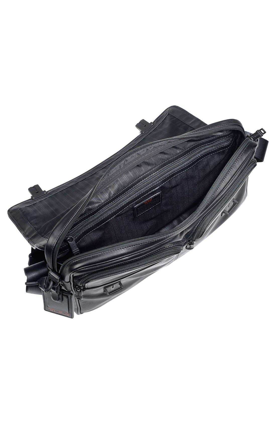 Alternate Image 3  - Tumi 'Alpha' Slim Flap Leather Briefcase