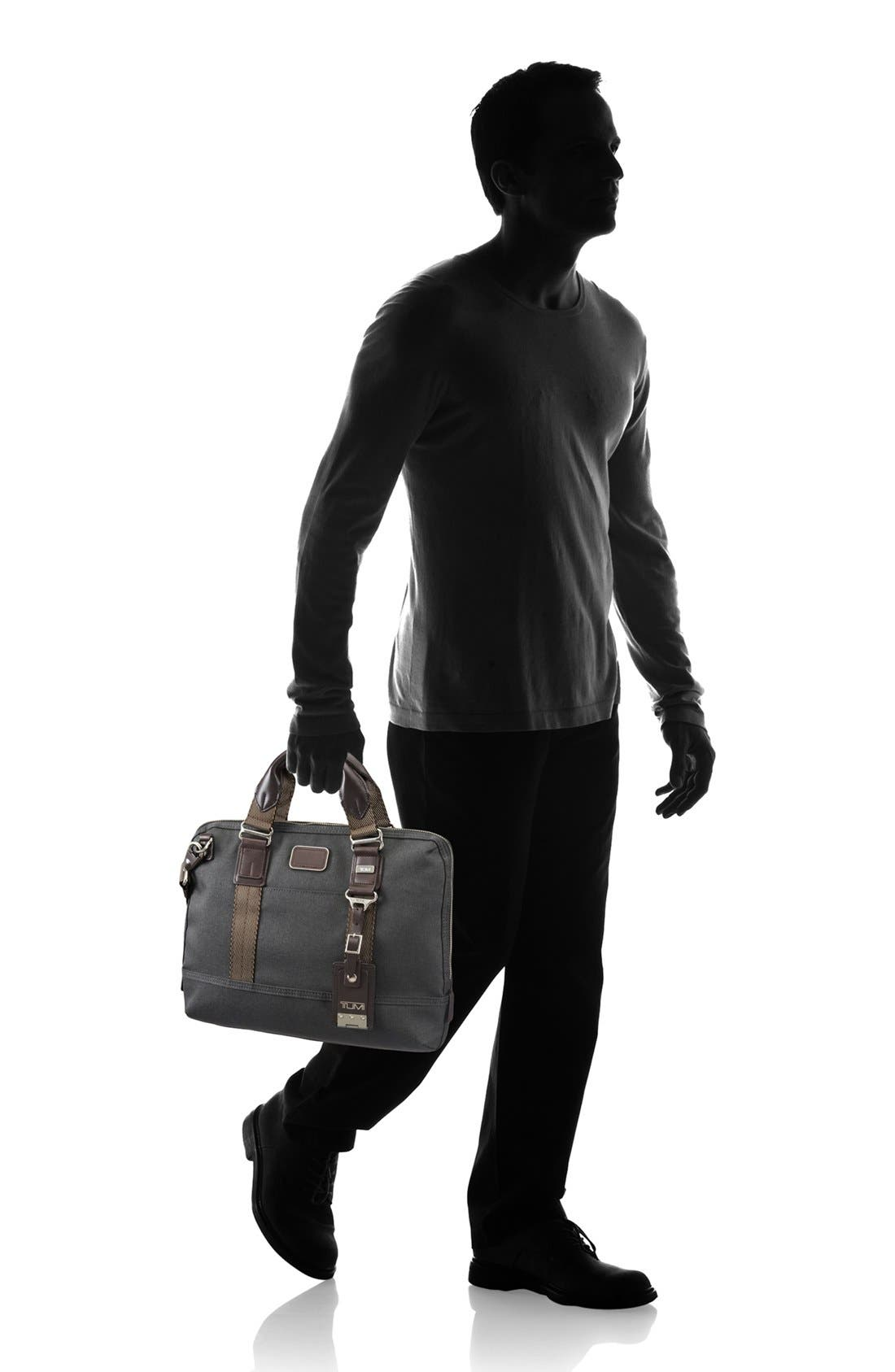 Alternate Image 5  - Tumi 'Alpha Bravo Earle' Compact Briefcase