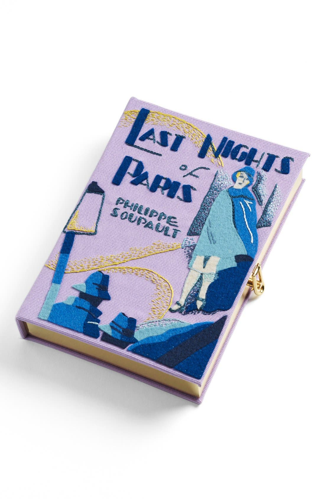 Alternate Image 1 Selected - Olympia Le-Tan 'Last Nights of Paris' Limited Edition Clutch
