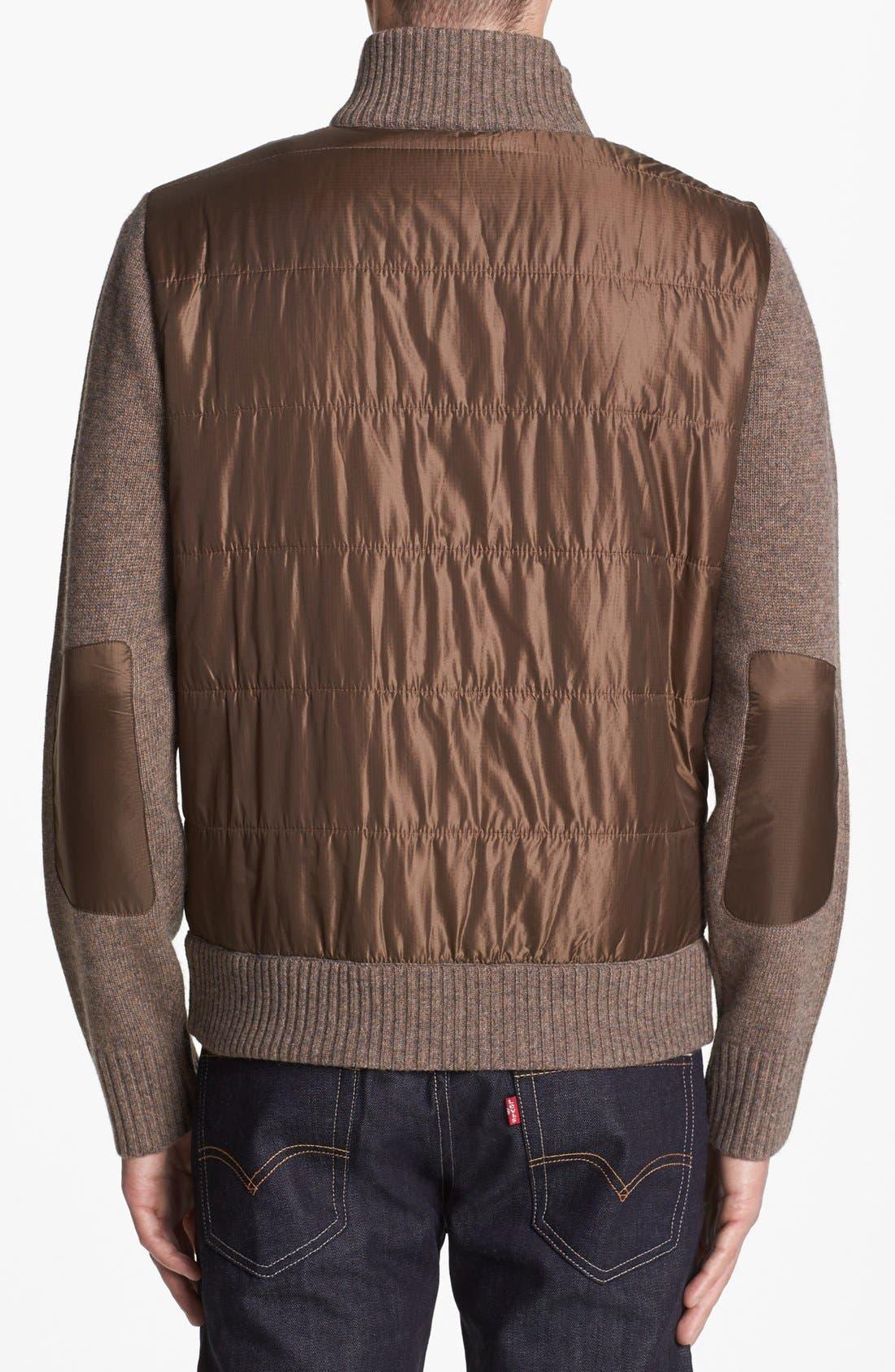 Alternate Image 2  - Victorinox Swiss Army® Tailored Fit Insulated Zip Sweater