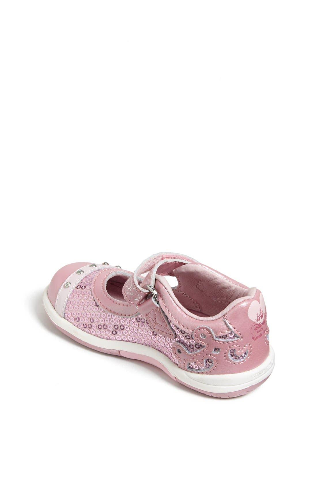 Alternate Image 2  - Stride Rite 'SRT Aurora' Mary Jane Sneaker (Baby, Walker & Toddler)