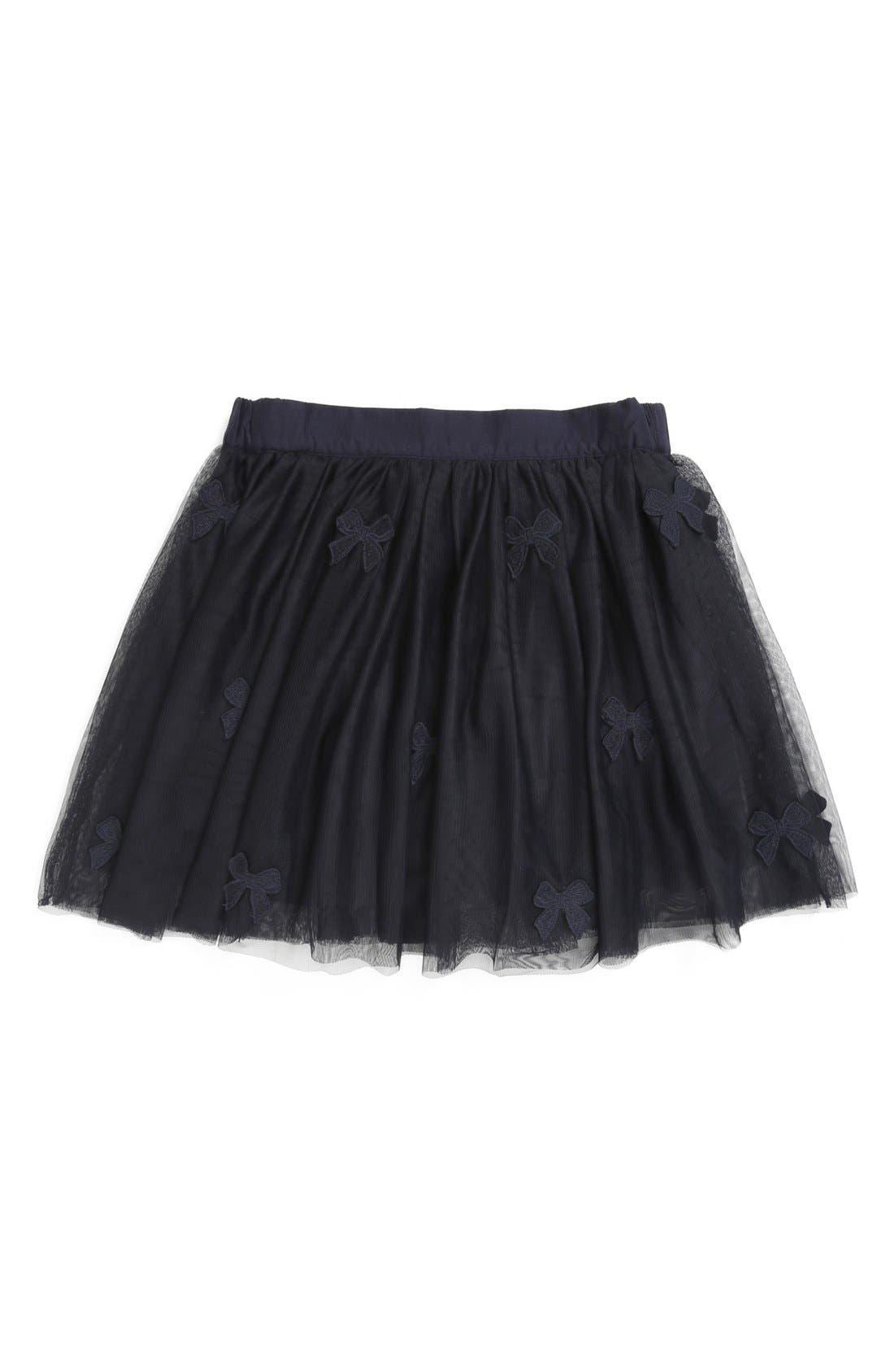 Main Image - Stella McCartney Kids 'Honey' Tulle Skirt (Toddler, Little Girls & Big Girls)