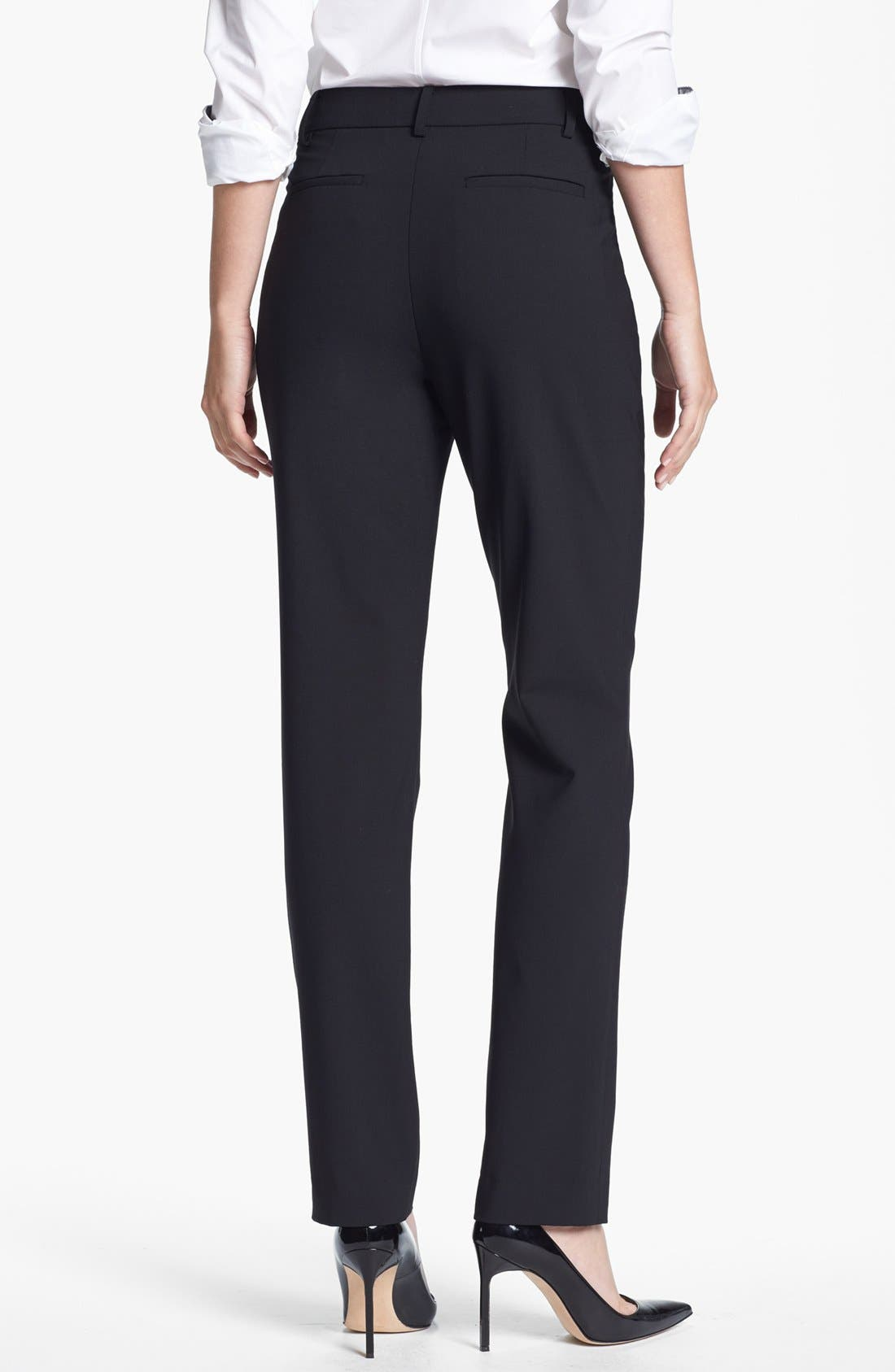 Alternate Image 2  - Rachel Roy Zip Pocket Trousers