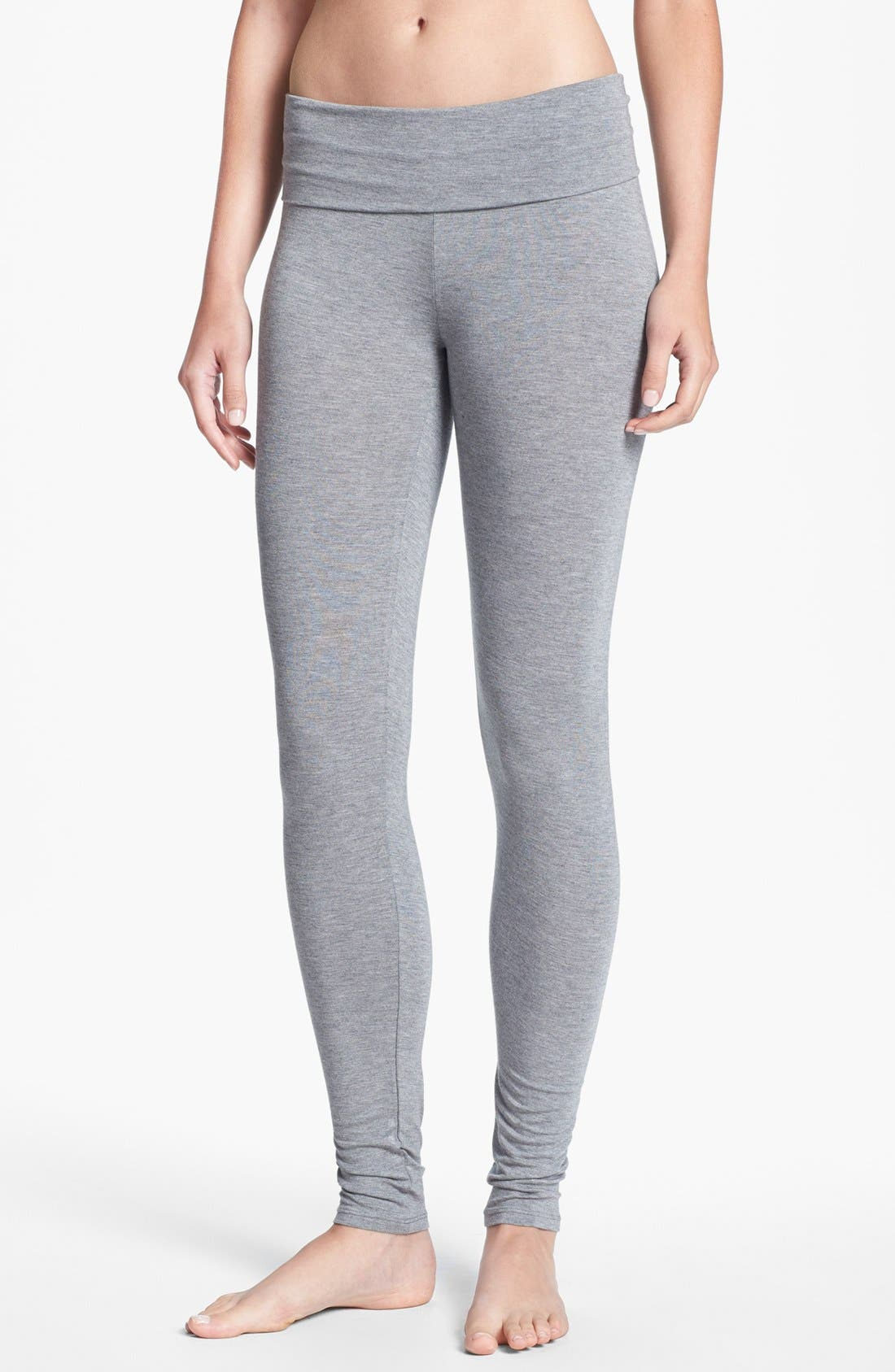 Alternate Image 1 Selected - Sanctuary Femme Slim Fit Leggings
