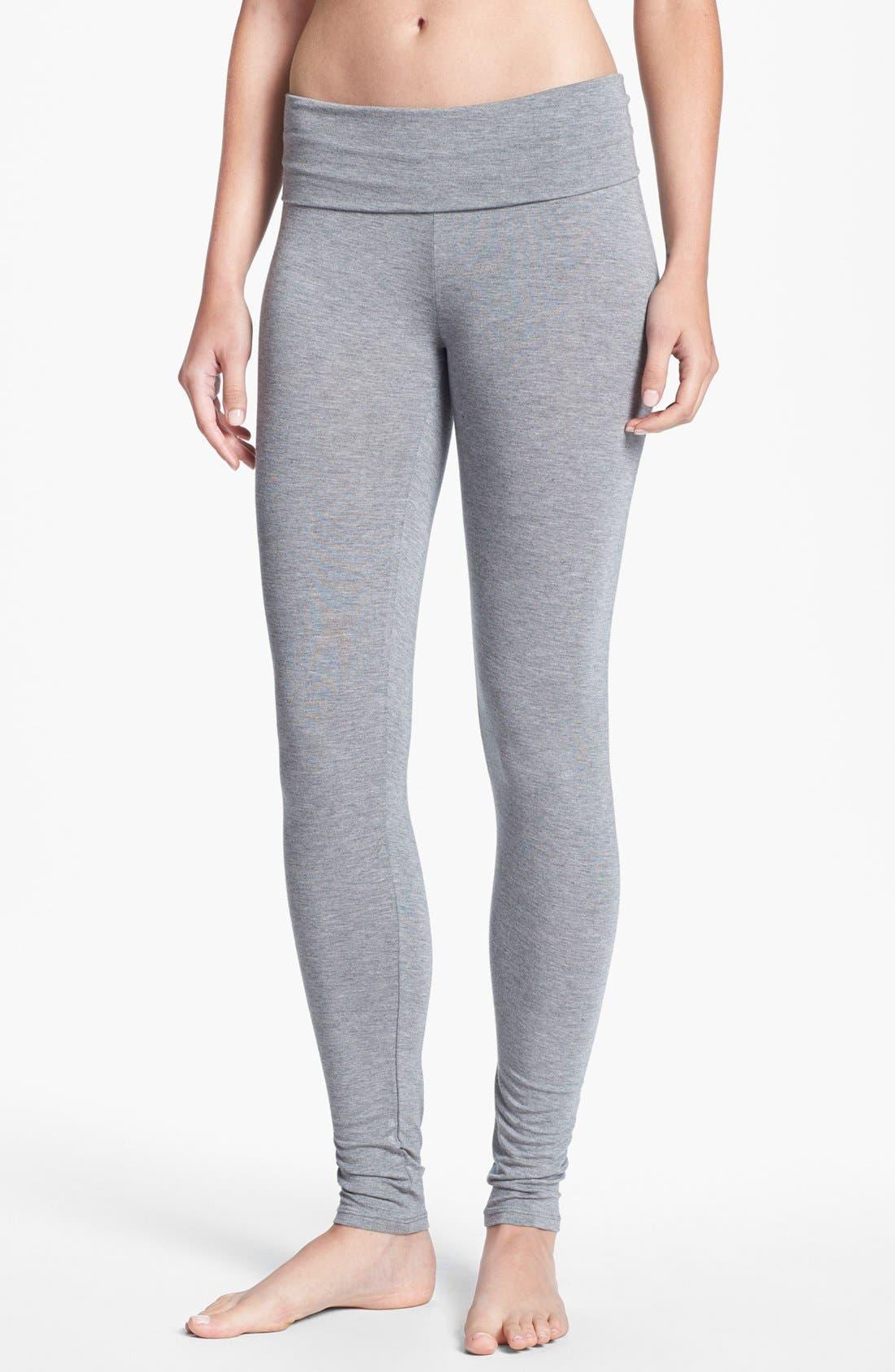 Main Image - Sanctuary Femme Slim Fit Leggings