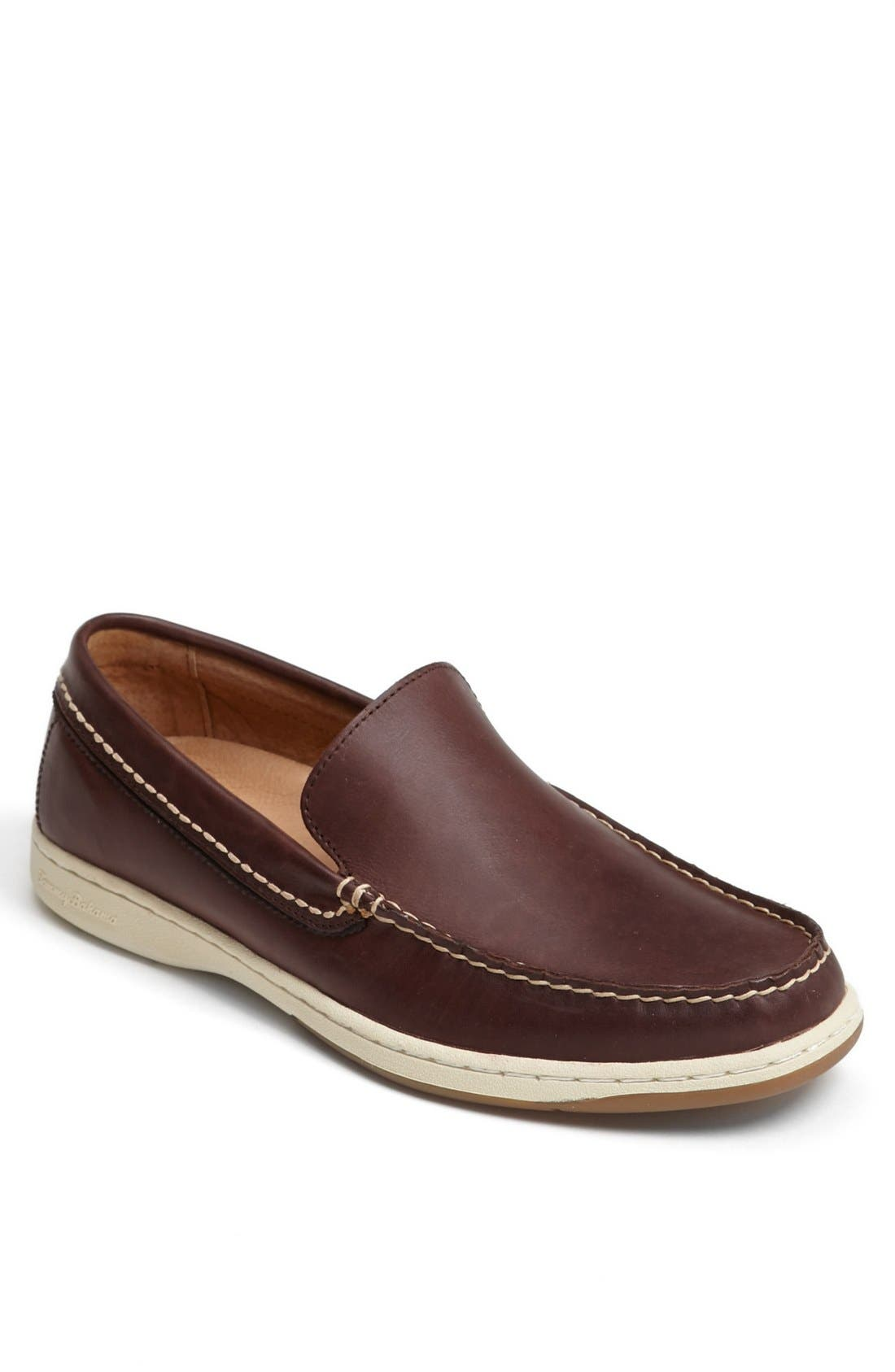 Alternate Image 1 Selected - Tommy Bahama 'Alexander' Slip-On