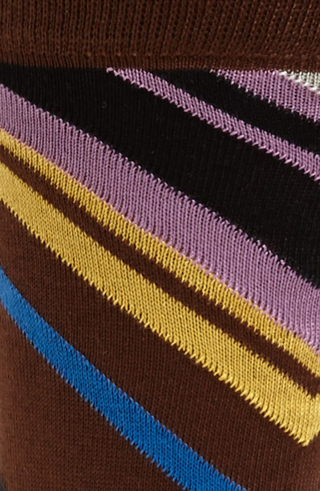 Alternate Image 2  - Paul Smith Stripe Socks