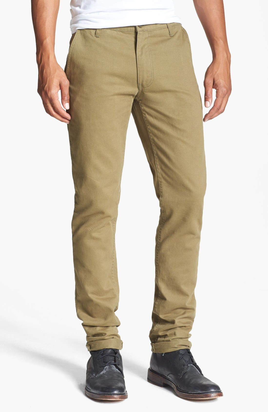 Alternate Image 1 Selected - Cheap Monday Slim Fit Chinos