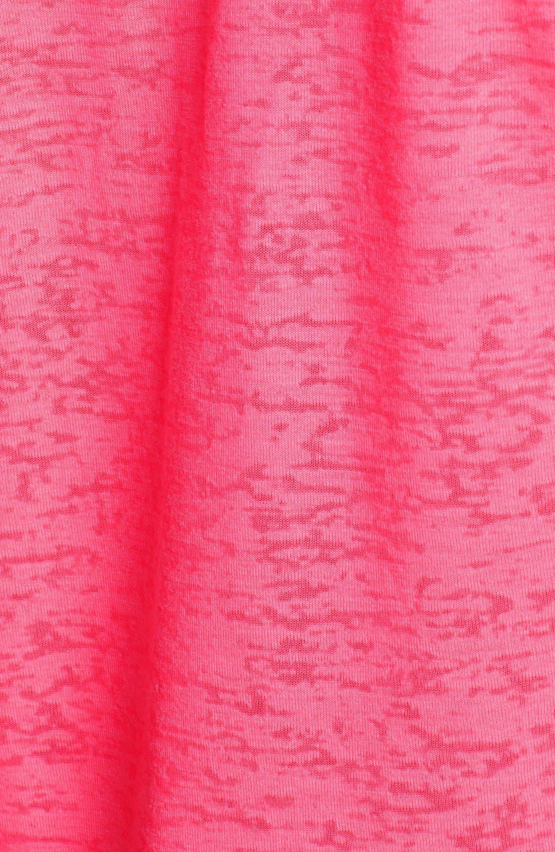 Alternate Image 3  - Under Armour 'Power in Pink Achieve' Tee
