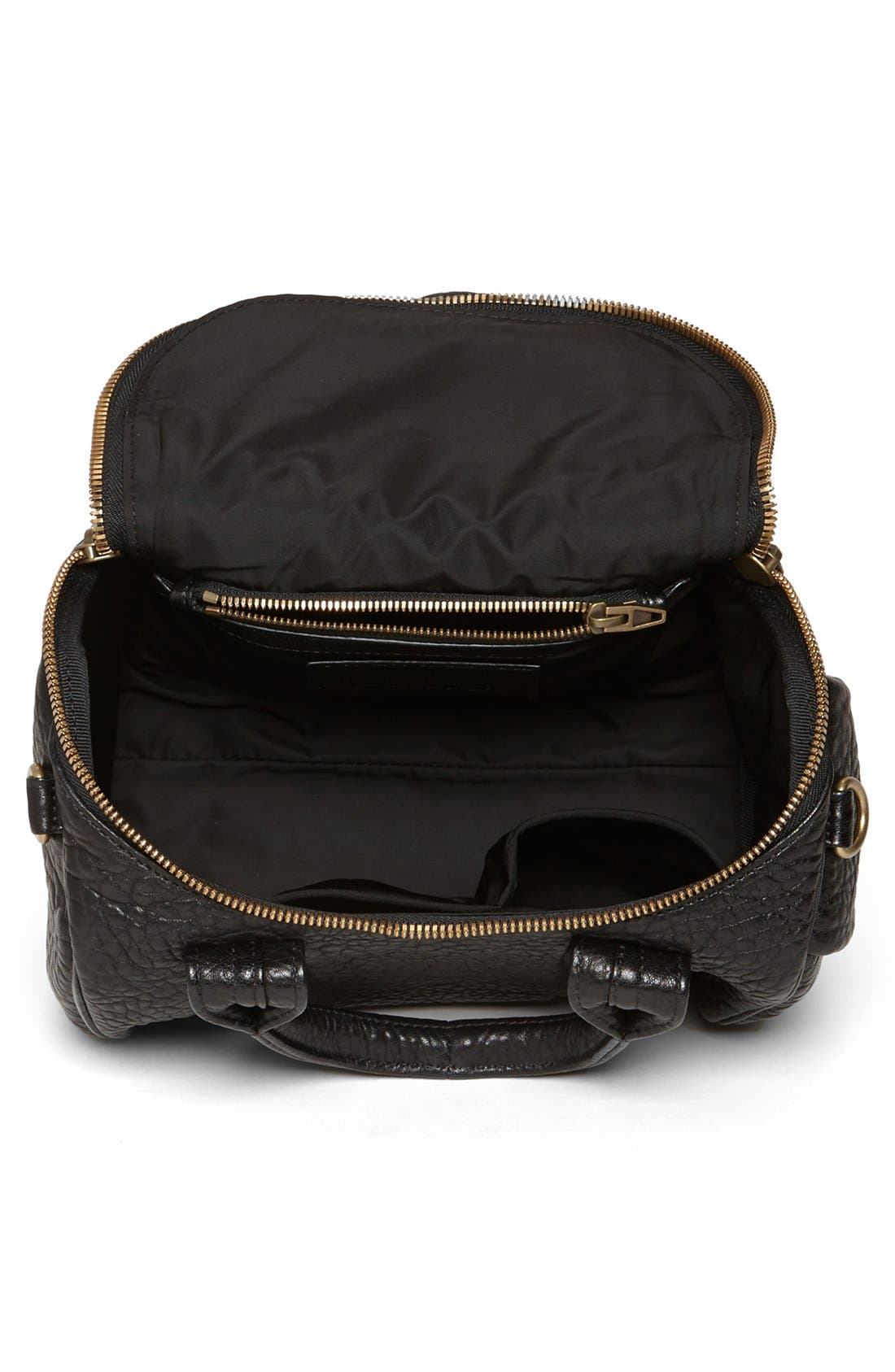 Alternate Image 3  - Alexander Wang 'Rockie - Antique Brass' Leather Crossbody Satchel
