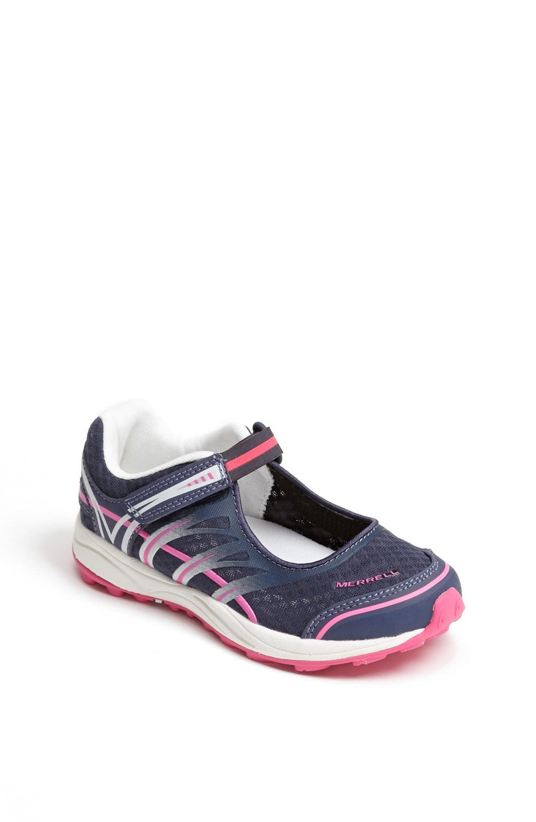 Alternate Image 1 Selected - Merrell 'Mix Master Jam' Mary Jane Sneaker (Toddler, Little Kid & Big Kid)