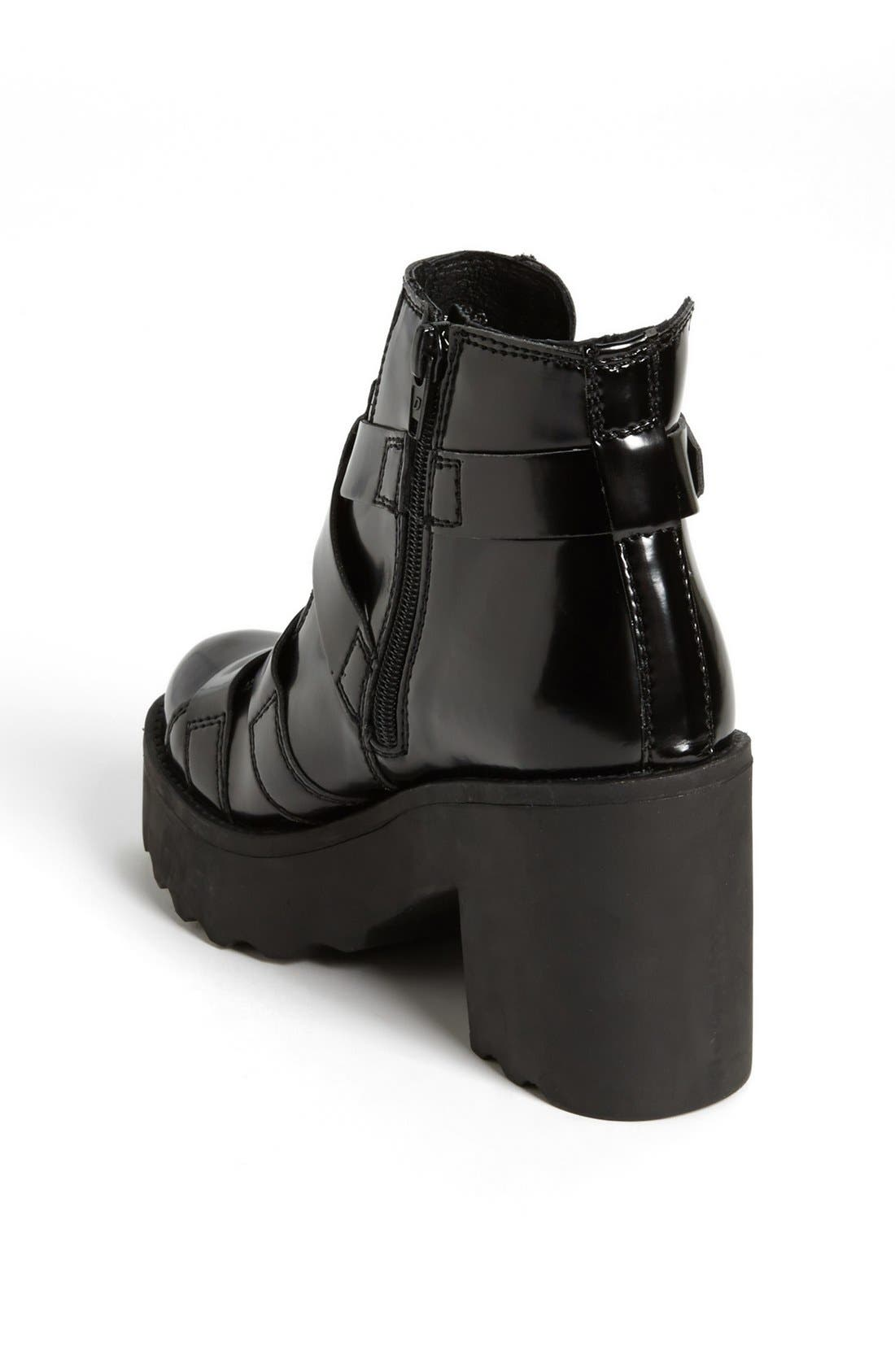 Alternate Image 2  - Topshop 'Argo Heavy Strap' Boot