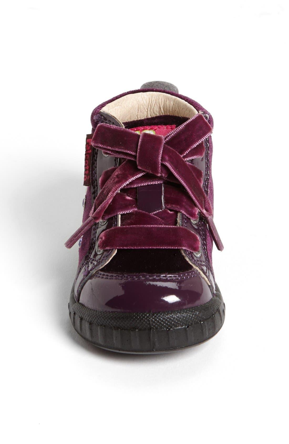 Alternate Image 3  - Naturino 'Falcotto - 1203' Sneaker (Baby & Walker)