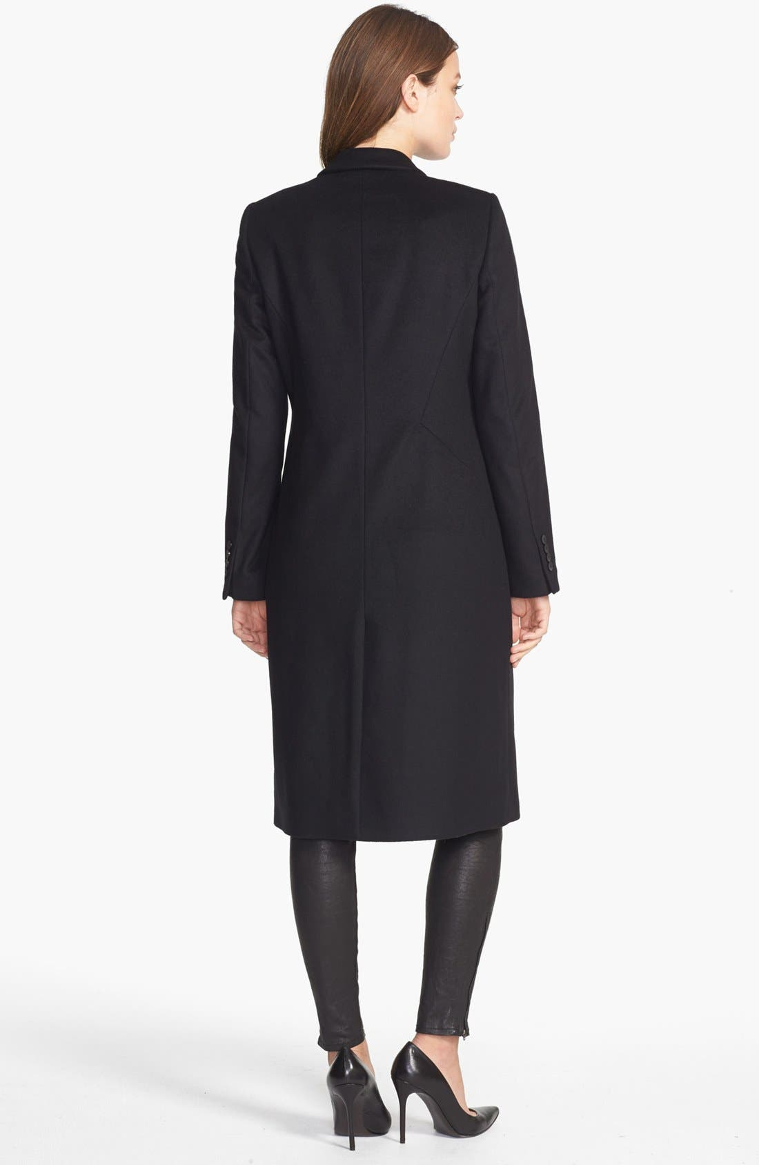 Alternate Image 2  - BOSS HUGO BOSS 'Cavella' Wool & Cashmere Coat
