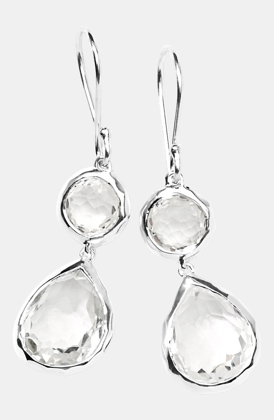 Alternate Image 1 Selected - Ippolita 'Wonderland' Double Drop Earrings (Online Only)