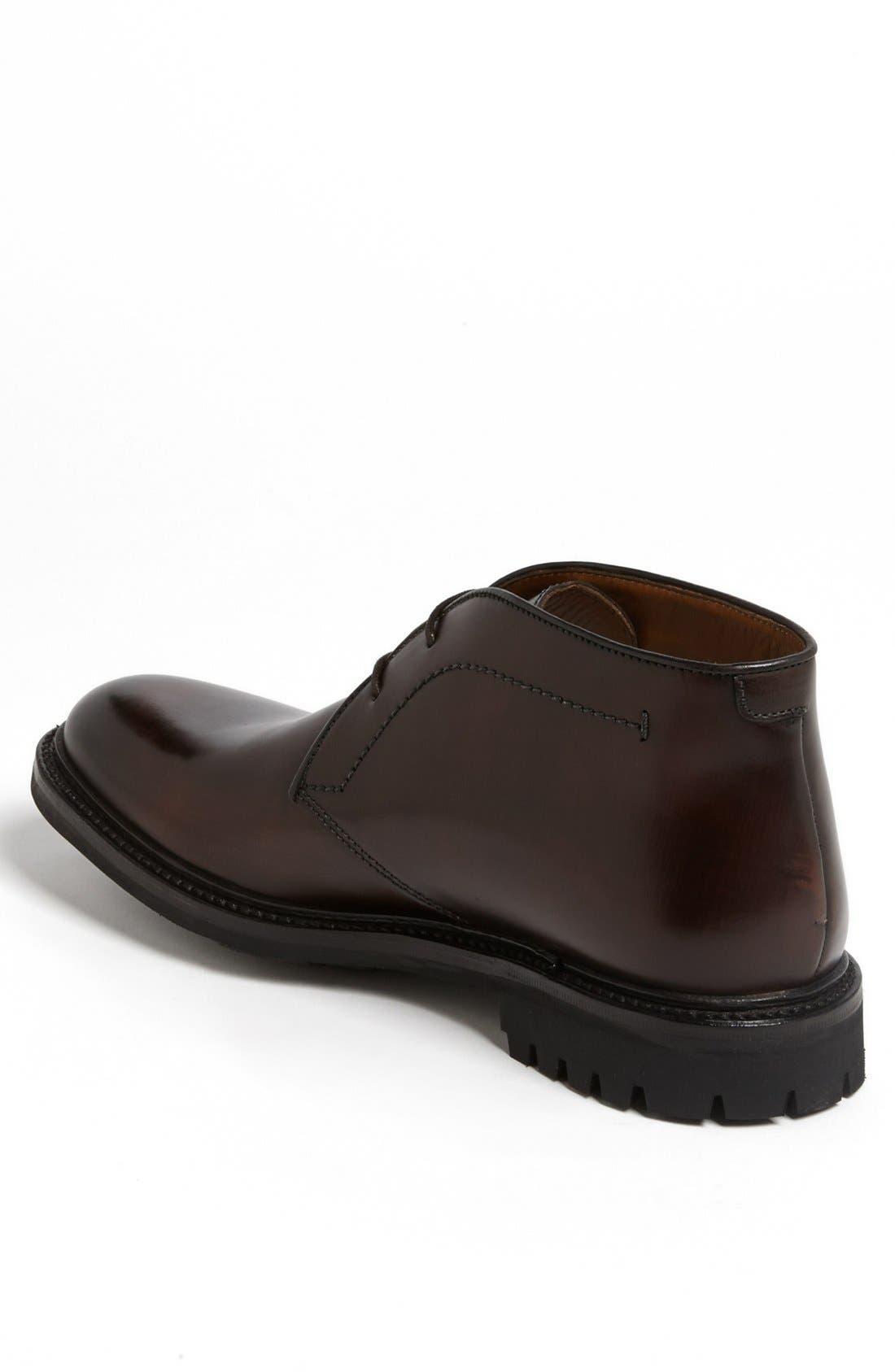 Alternate Image 2  - Lottusse Leather Chukka Boot