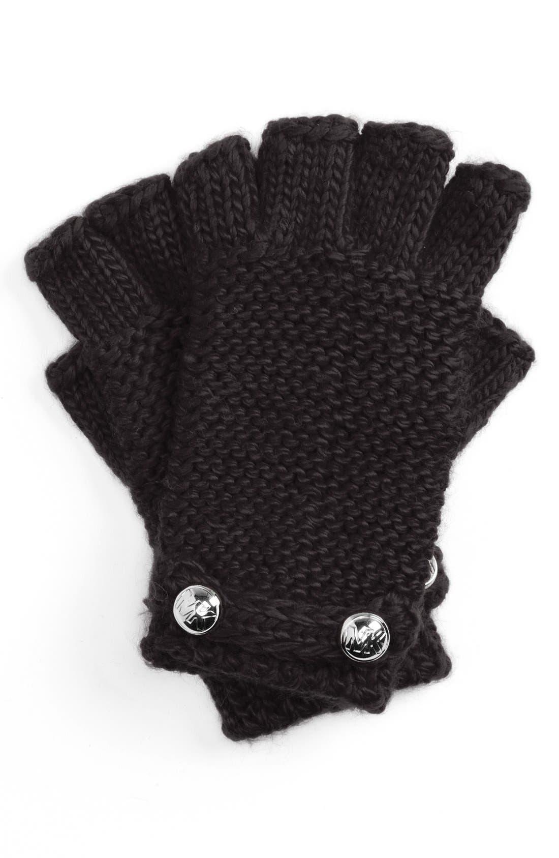 Main Image - MICHAEL Michael Kors Fingerless Gloves