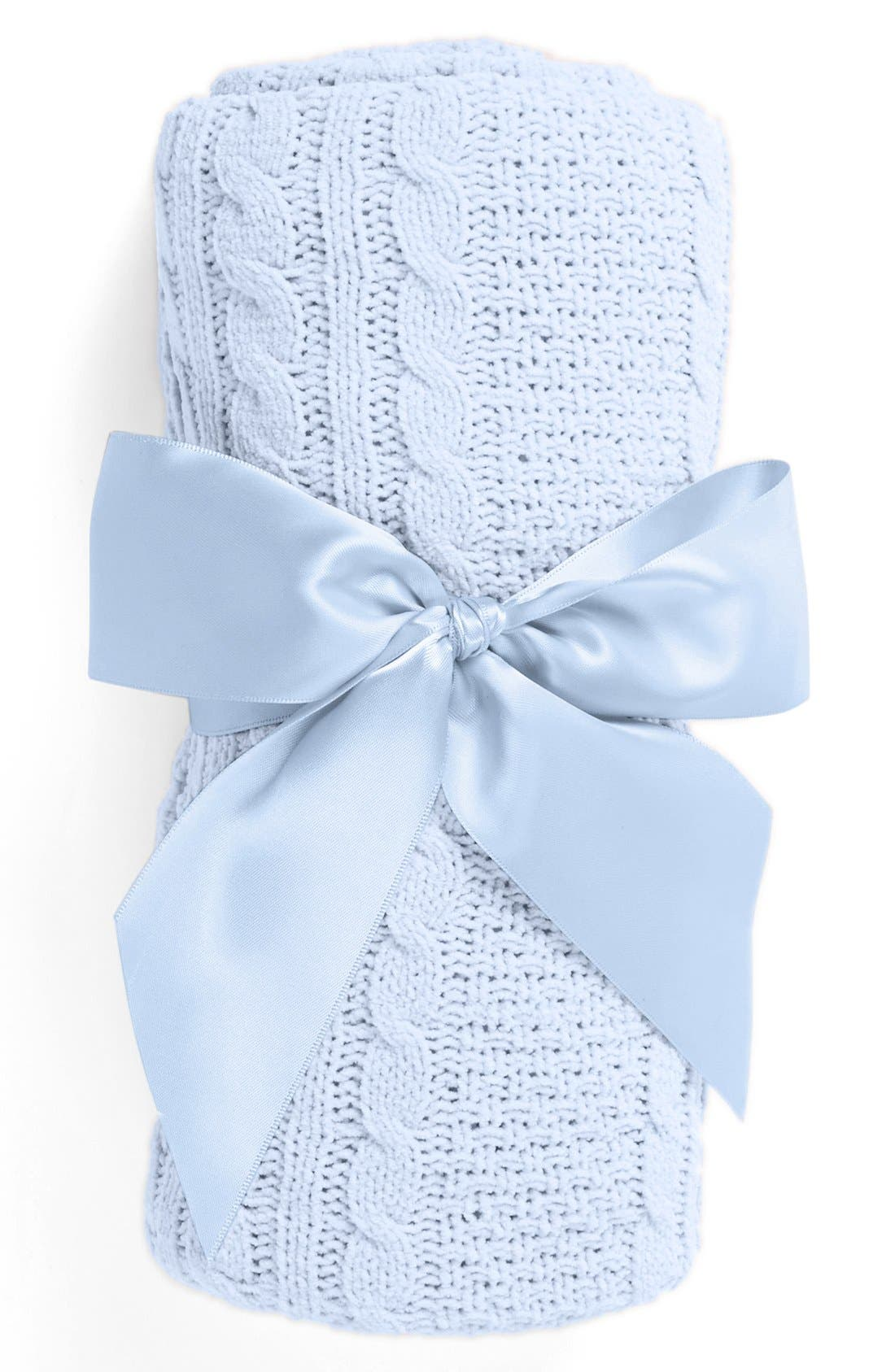 Nordstrom Baby Cable Knit Blanket