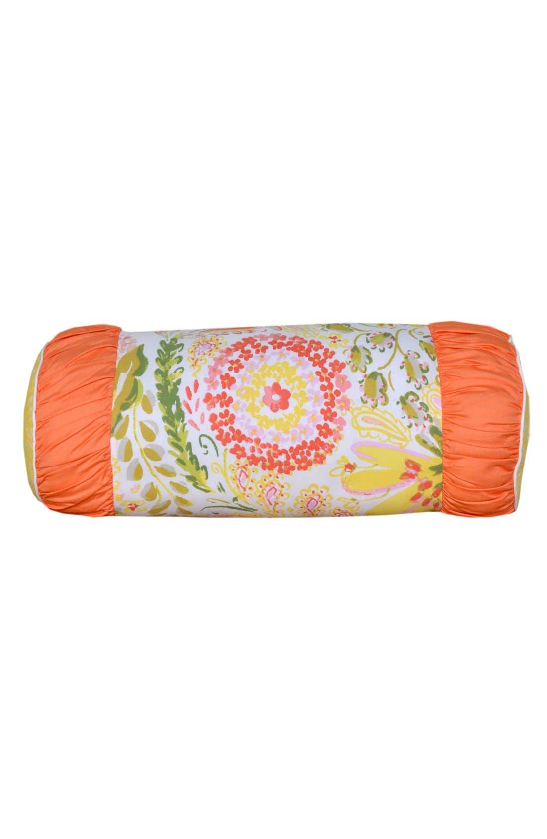 'Meadow' Bolster,                         Main,                         color, Orange/ Yellow