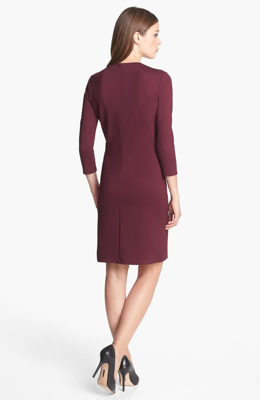 Alternate Image 2  - Weekend Max Mara 'Provino' Jersey Dress