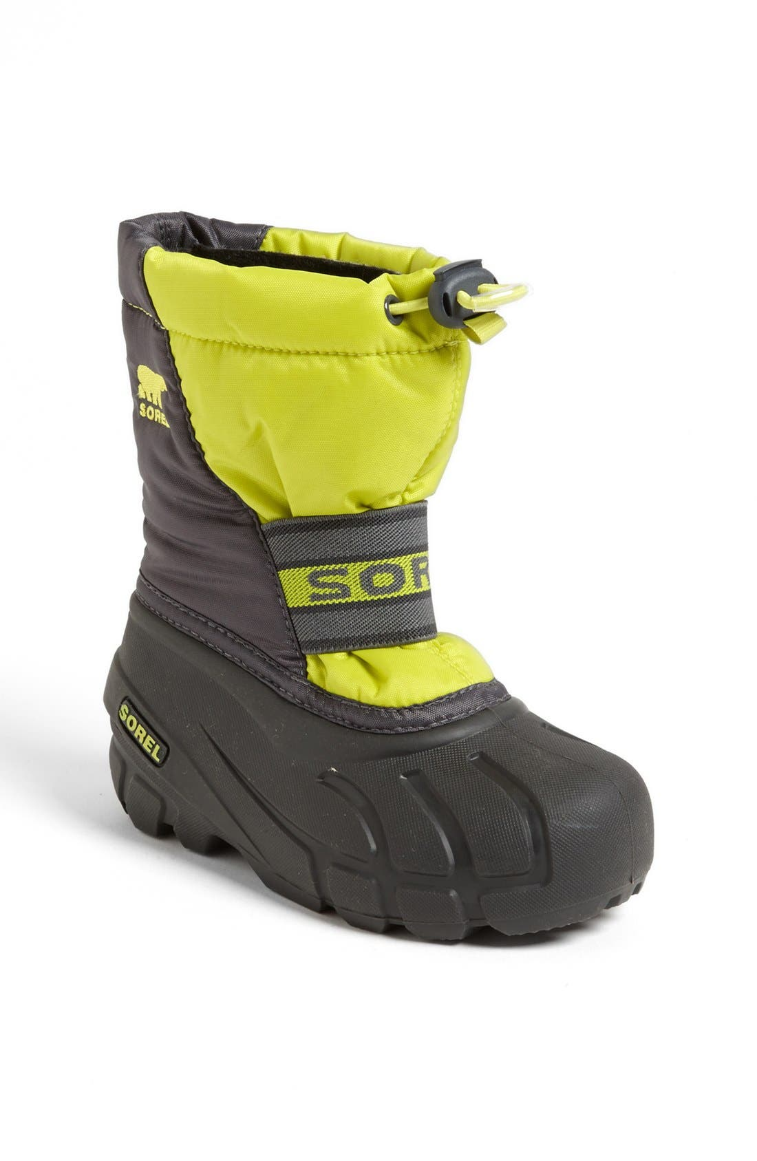 Alternate Image 1 Selected - SOREL 'Cub' Snow Boot (Toddler & Little Kid)