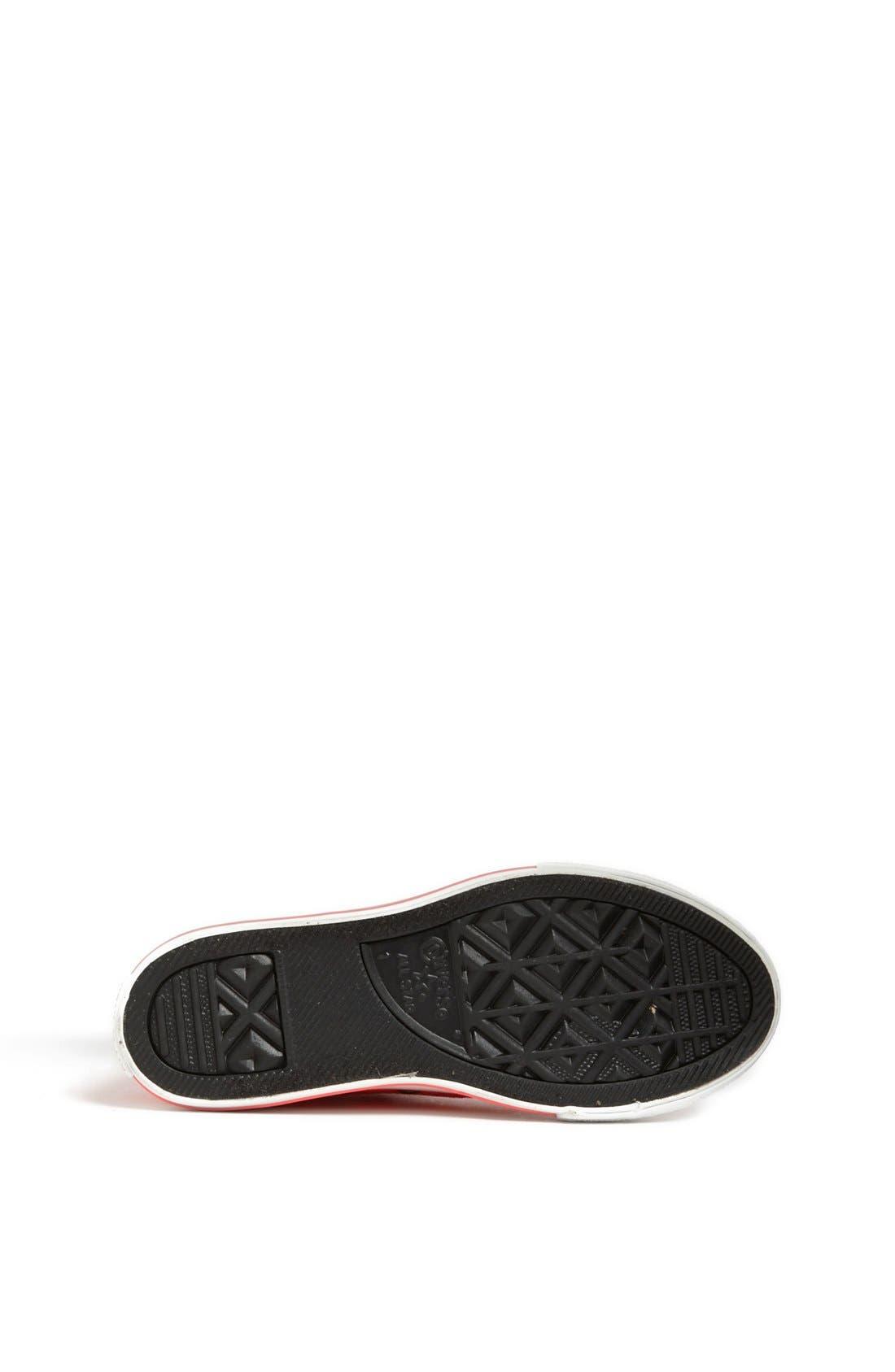 Alternate Image 4  - Converse Chuck Taylor® All Star® High Top Sneaker (Toddler, Little Kid & Big Kid)