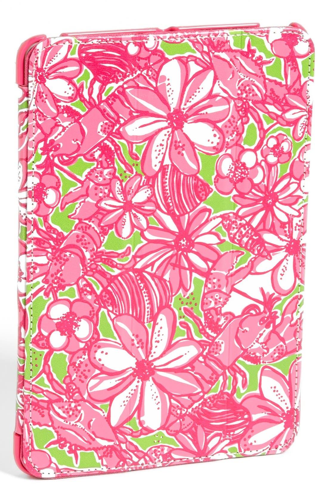Alternate Image 1 Selected - Lilly Pulitzer® 'Coronado Crab' iPad Mini Case