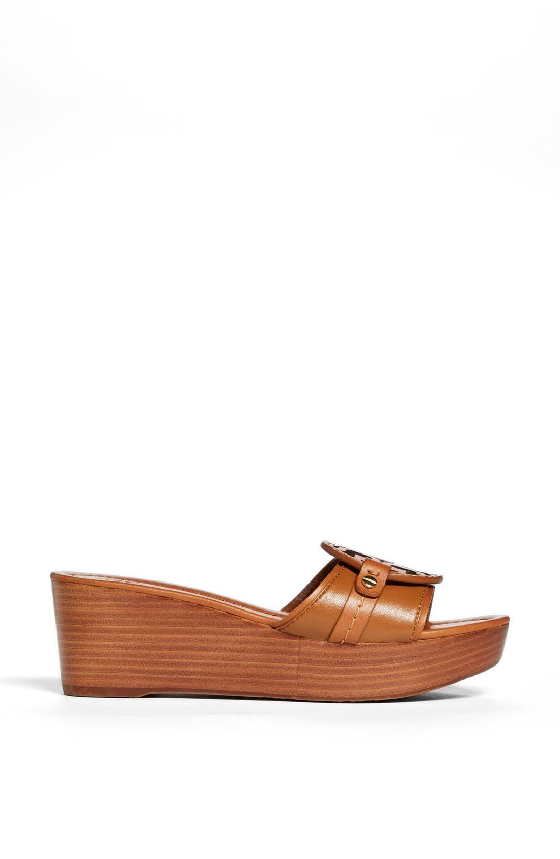 Alternate Image 4  - Tory Burch 'Madalena' Platform Slide Sandal (Online Only)