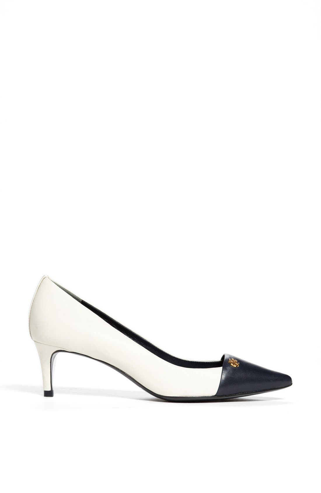 Alternate Image 3  - Tory Burch 'Crawford' Pump (Online Only)