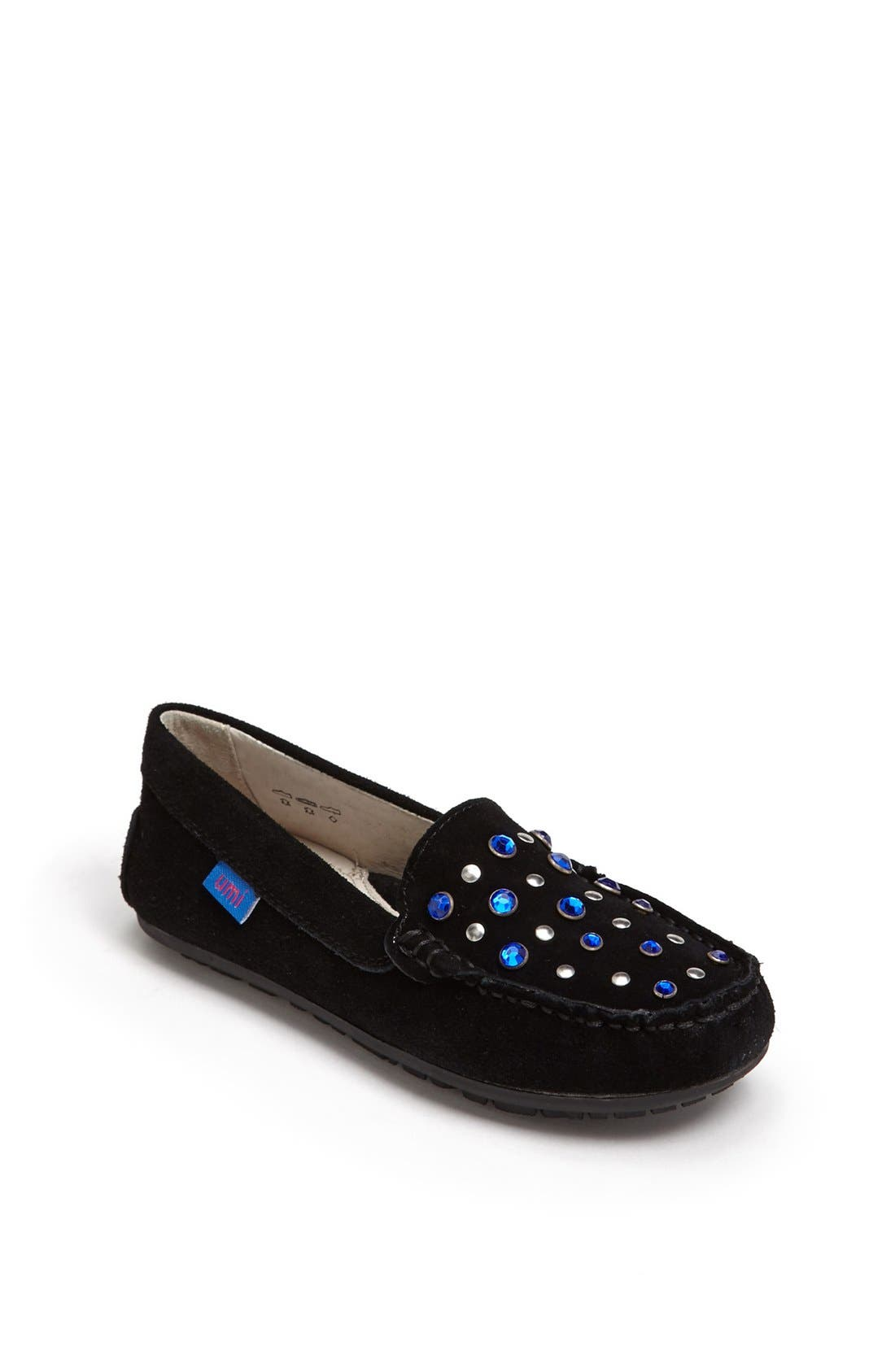 Alternate Image 1 Selected - Umi 'Morie' Loafer (Toddler, Little Kid & Big Kid)