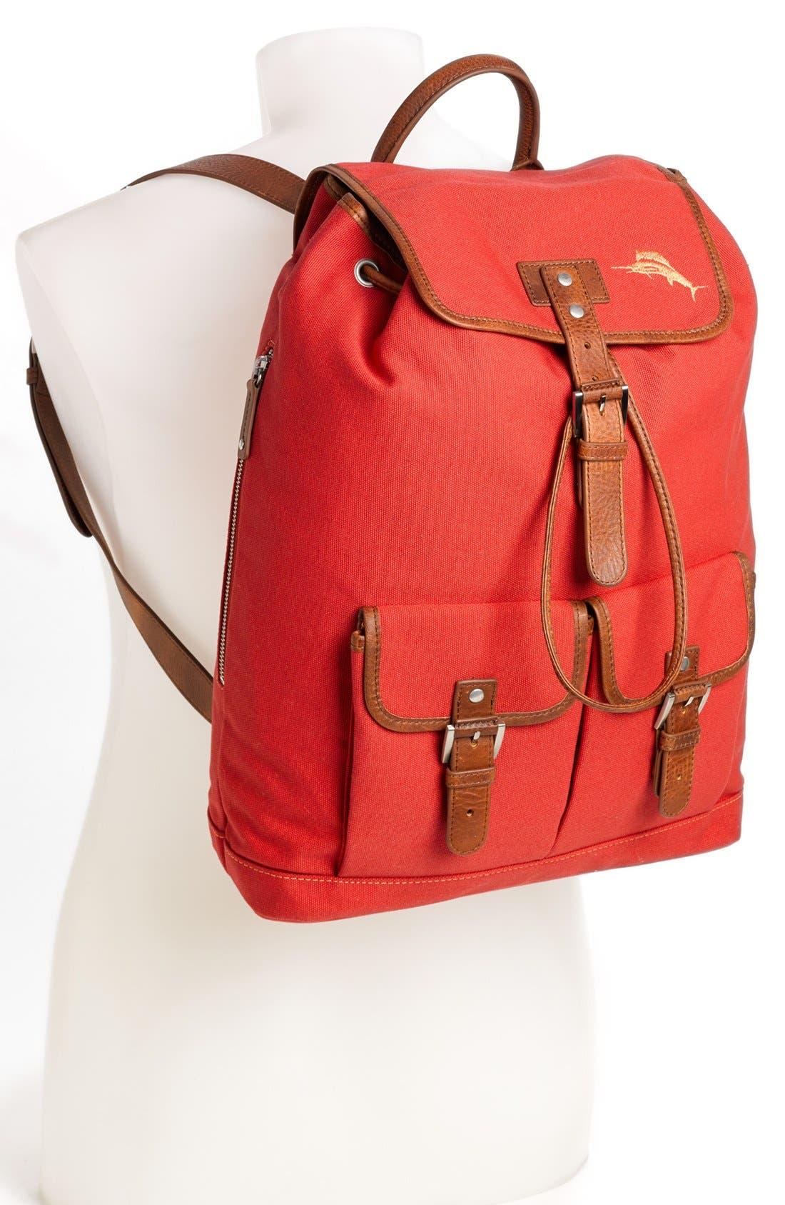 Alternate Image 4  - Tommy Bahama 'Island Bound' Backpack