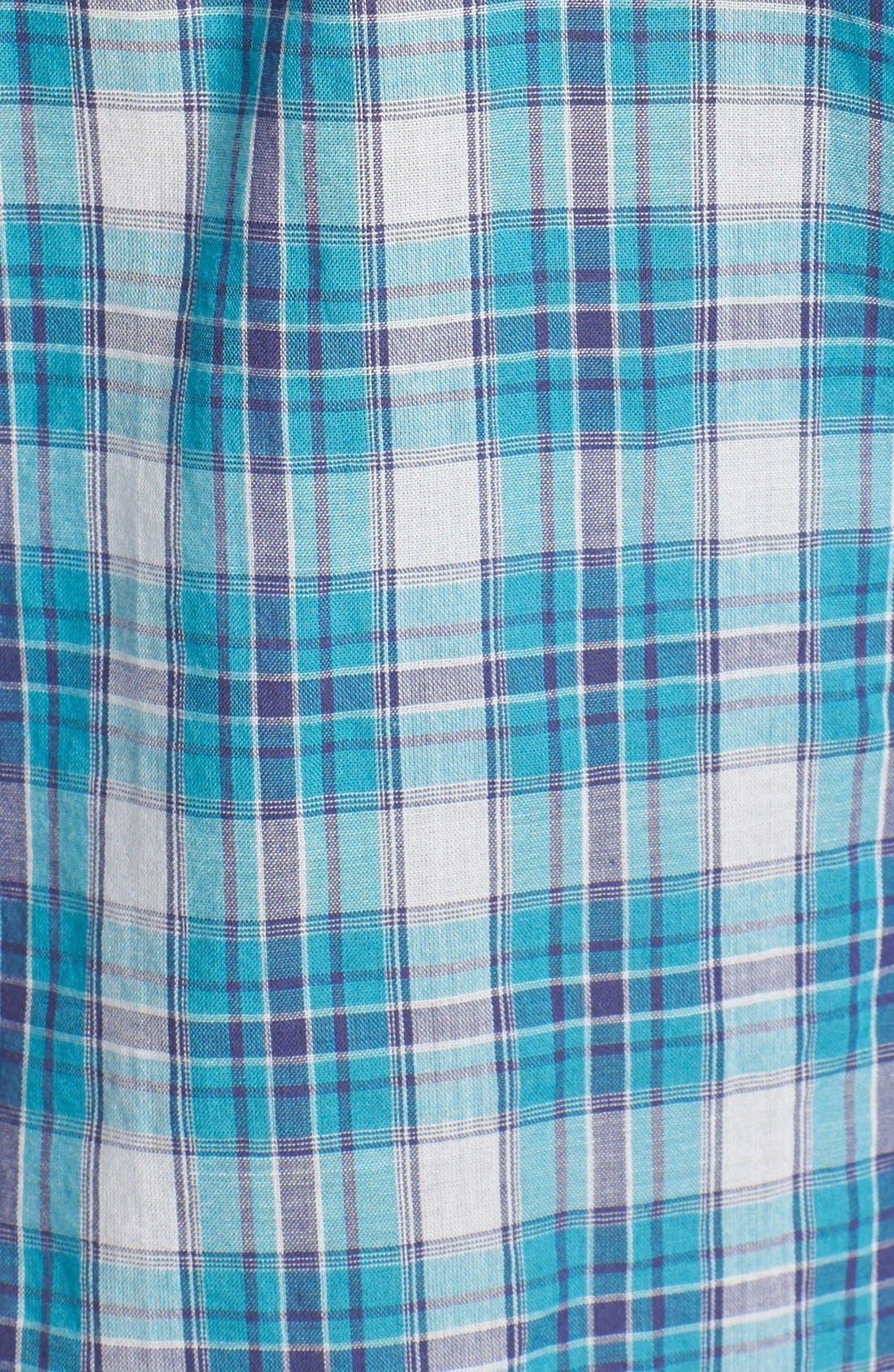 Alternate Image 3  - Caslon® Two Pocket Shirt (Regular & Petite)