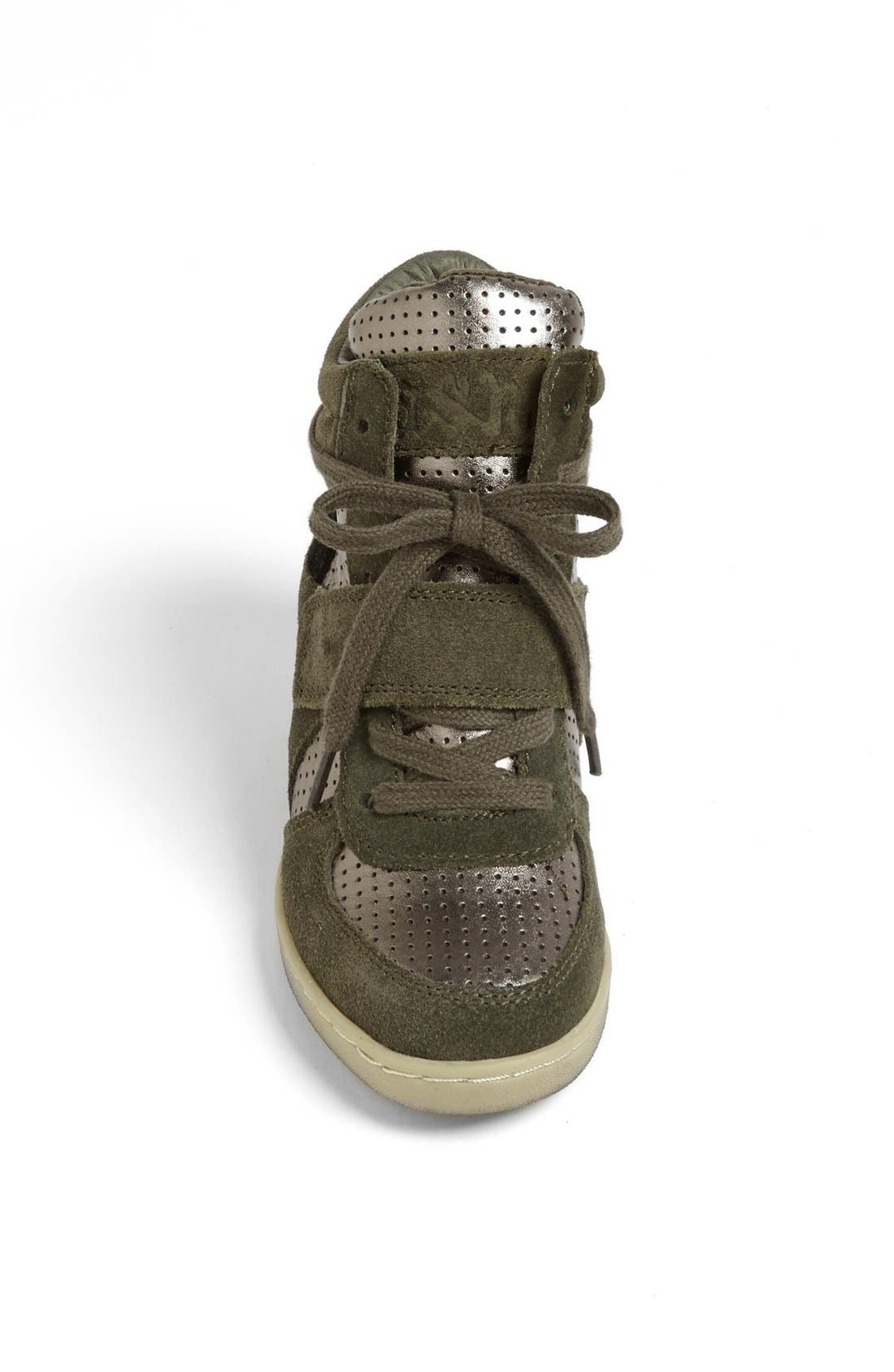 Alternate Image 3  - Ash 'Babe' Hidden Wedge Sneaker (Toddler, Little Kid & Big Kid)