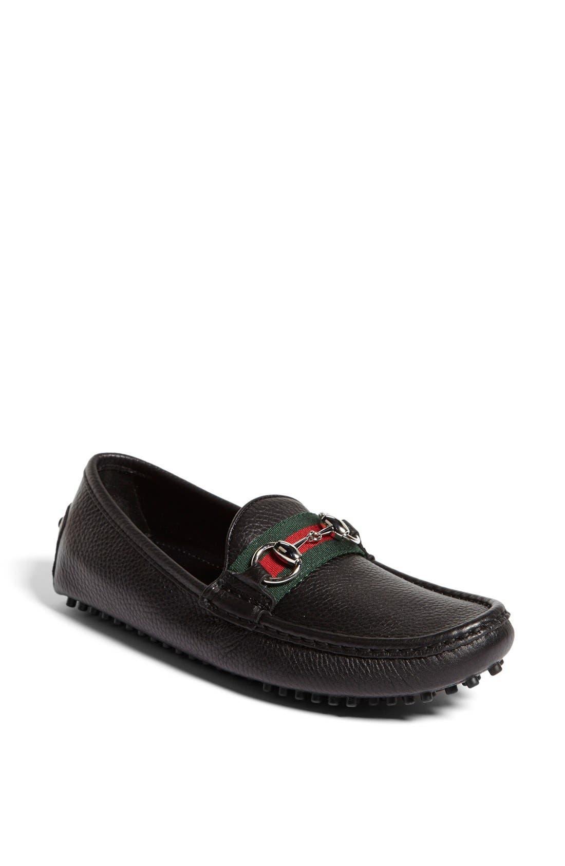 Gucci Damo Driving Loafer (Women)