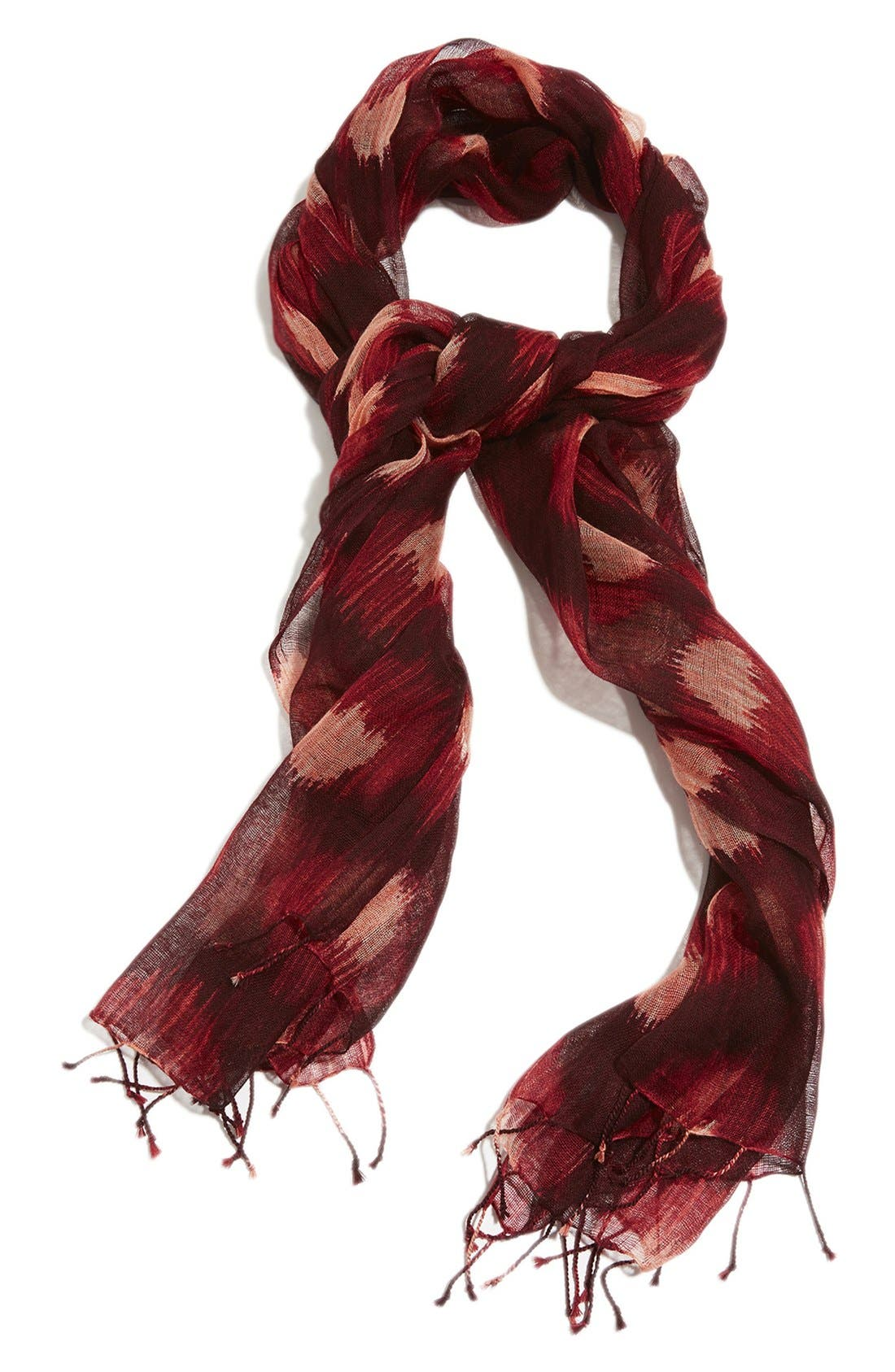 Alternate Image 1 Selected - Lucky Brand 'Peter Dunham' Scarf