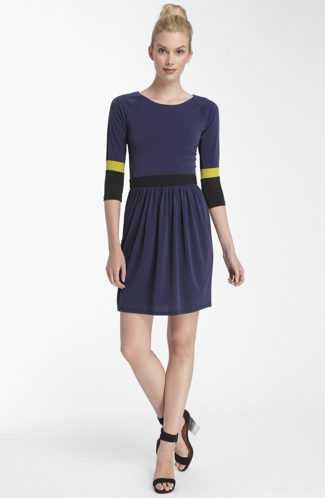 Alternate Image 1 Selected - Catherine Catherine Malandrino 'Nala' Knit Dress