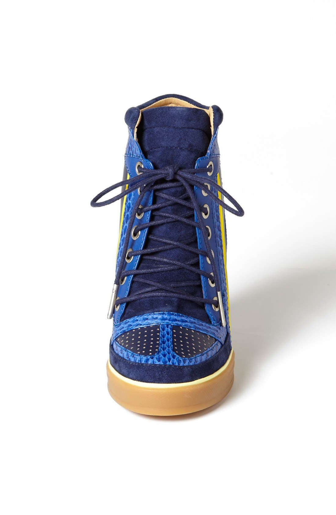 Alternate Image 3  - L.A.M.B. 'Summer'  High Top Wedge Sneaker