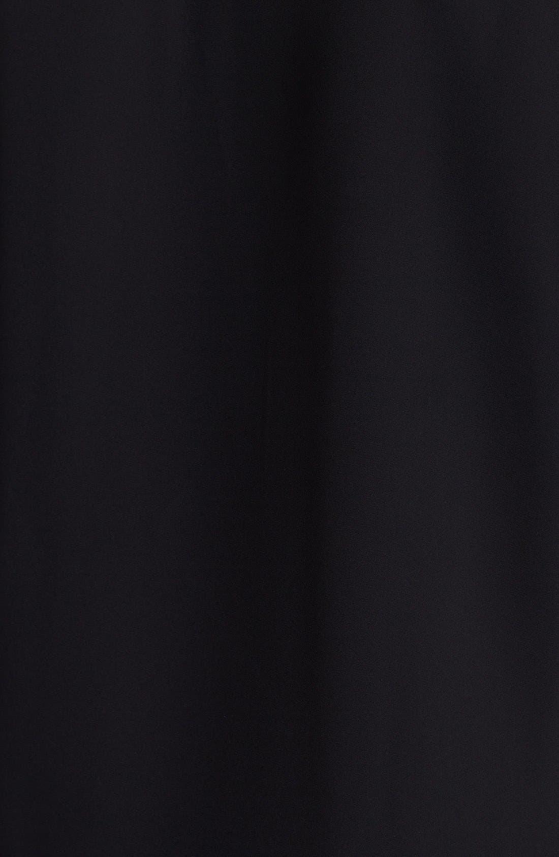 Alternate Image 3  - Vince Camuto Wrap Front Shirttail Blouse (Plus Size)