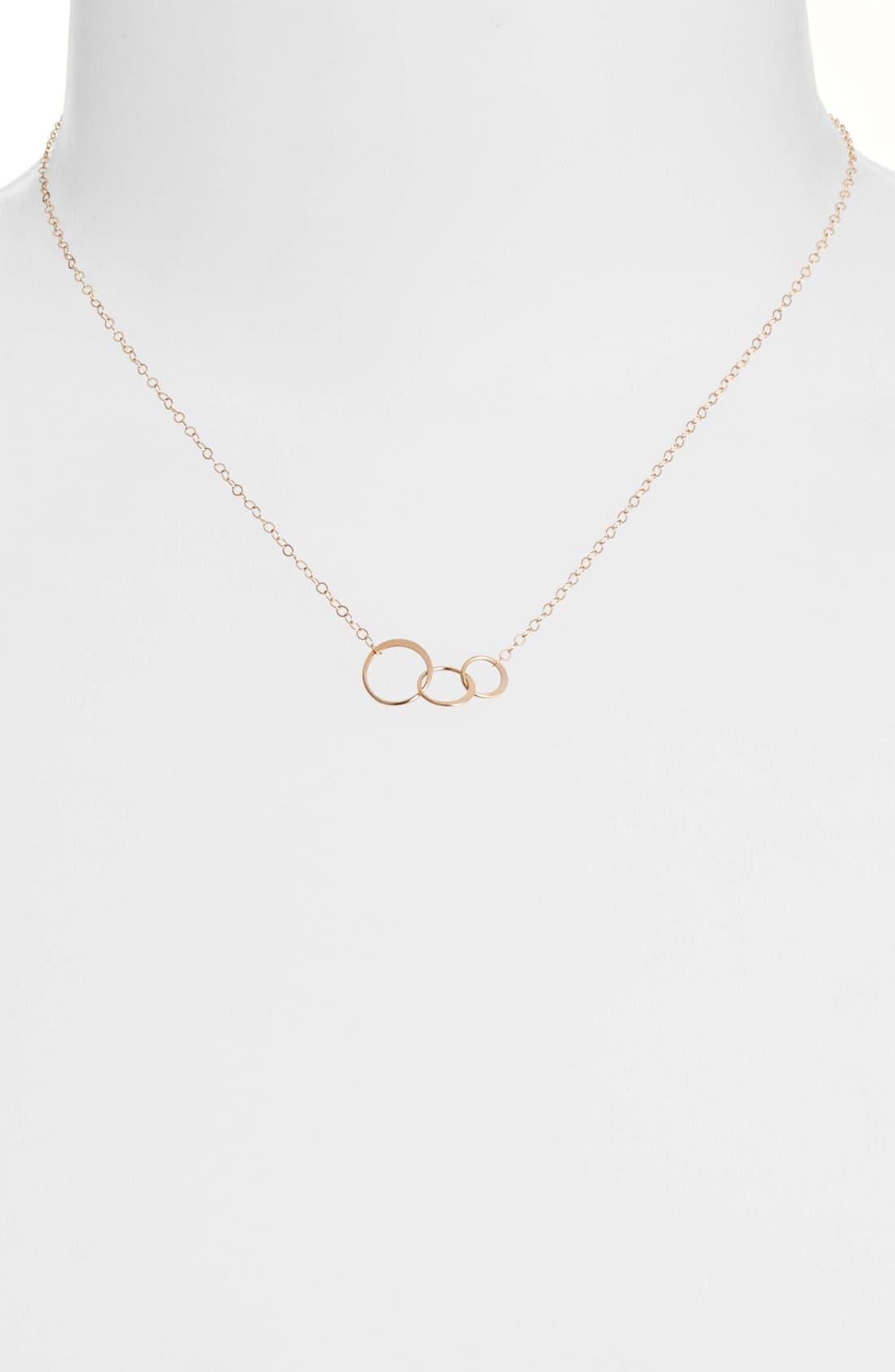Main Image - Melissa Joy Manning Link Collar Necklace