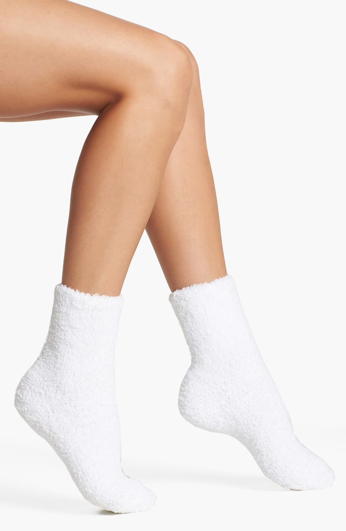 Alternate Image 1 Selected - Nordstrom Butter Slipper Socks (3 for $19)
