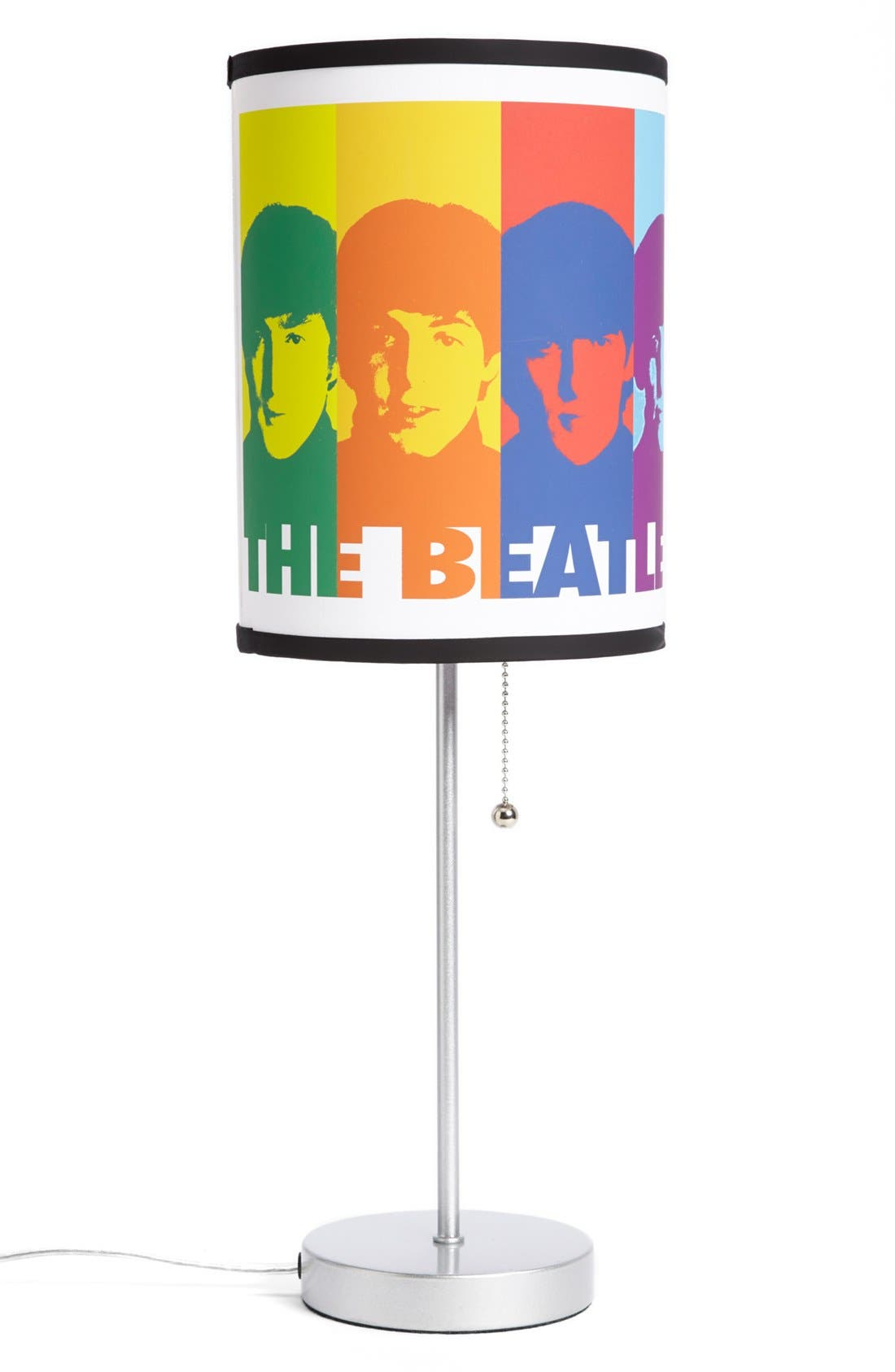 Alternate Image 1 Selected - LAMP-IN-A-BOX 'The Beatles' Table Lamp