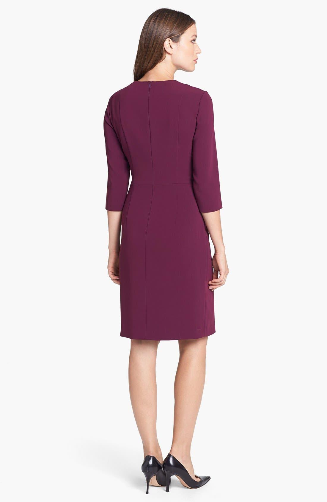 Alternate Image 2  - BOSS HUGO BOSS 'Daperlina' Sheath Dress