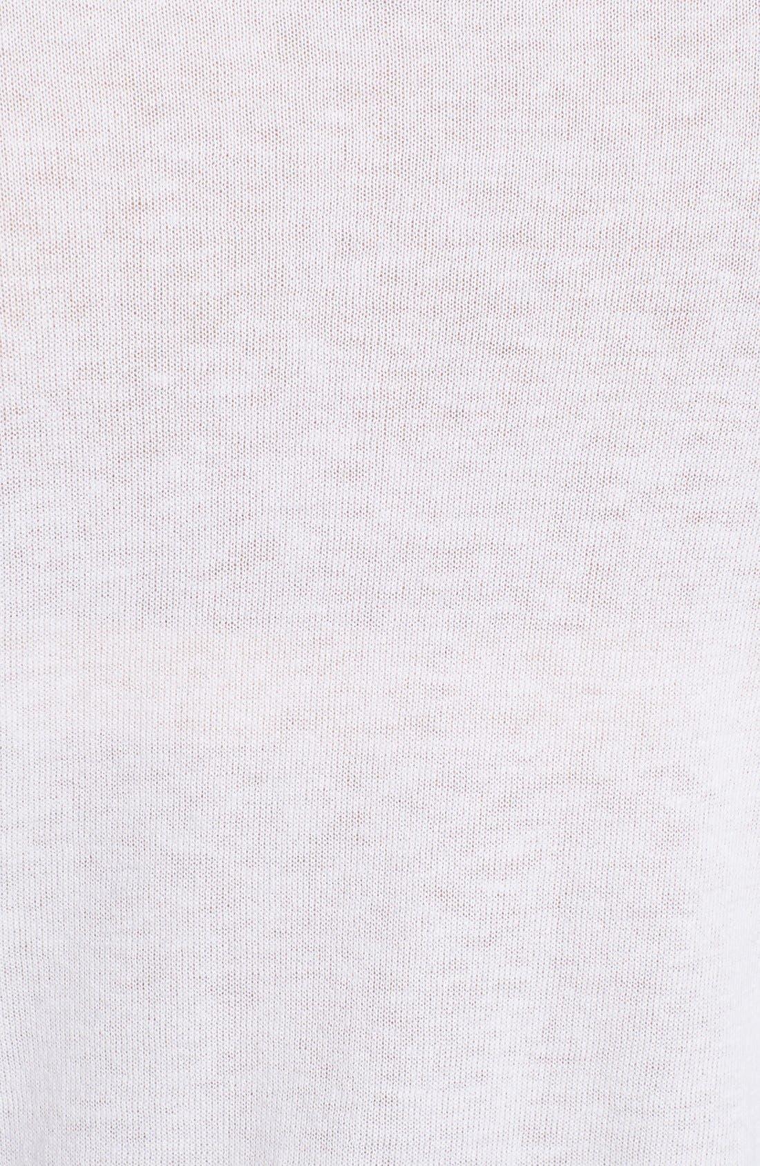 Alternate Image 3  - NYDJ Colorblock Sweater