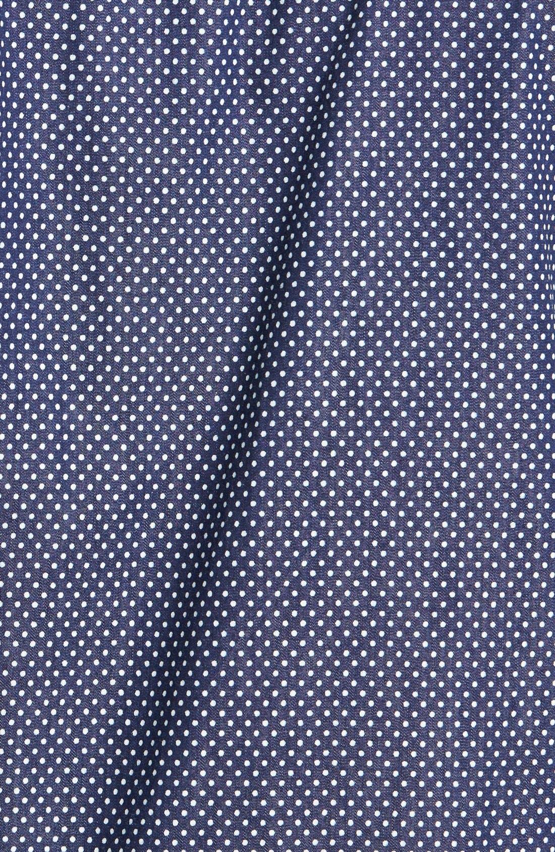 Alternate Image 4  - Robert Graham 'Snipe' Tailored Fit Sport Shirt